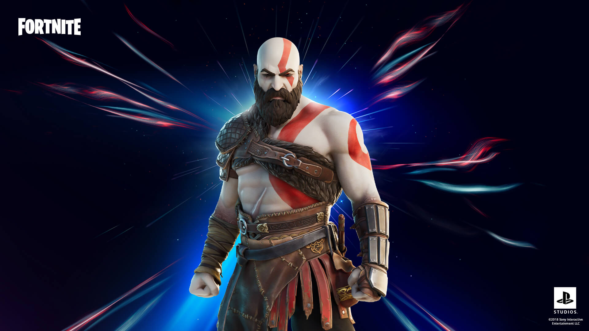 Fortnite Kratos Outfit