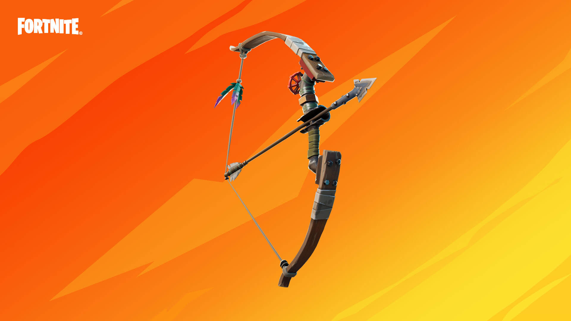 Fortnite Makeshift Bow