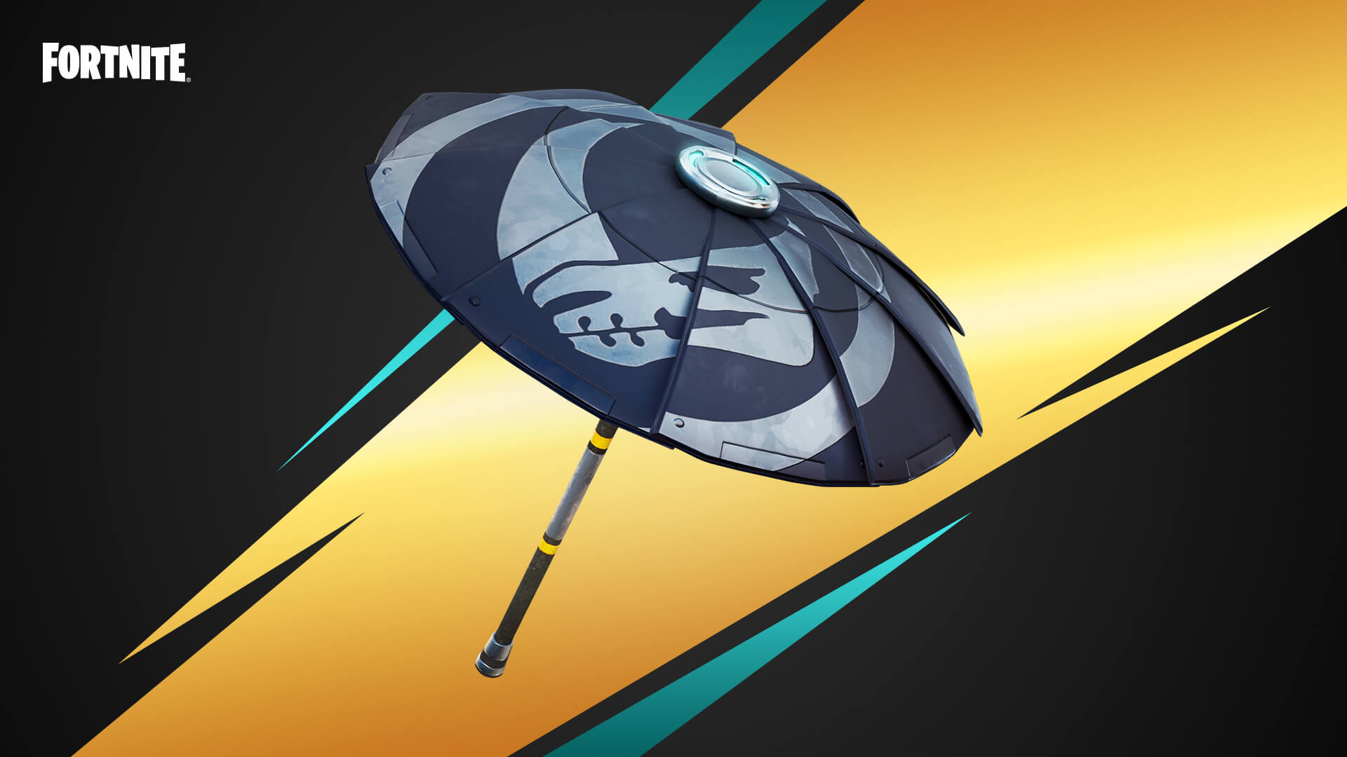 Fortnite Mando Beskar Umbrella