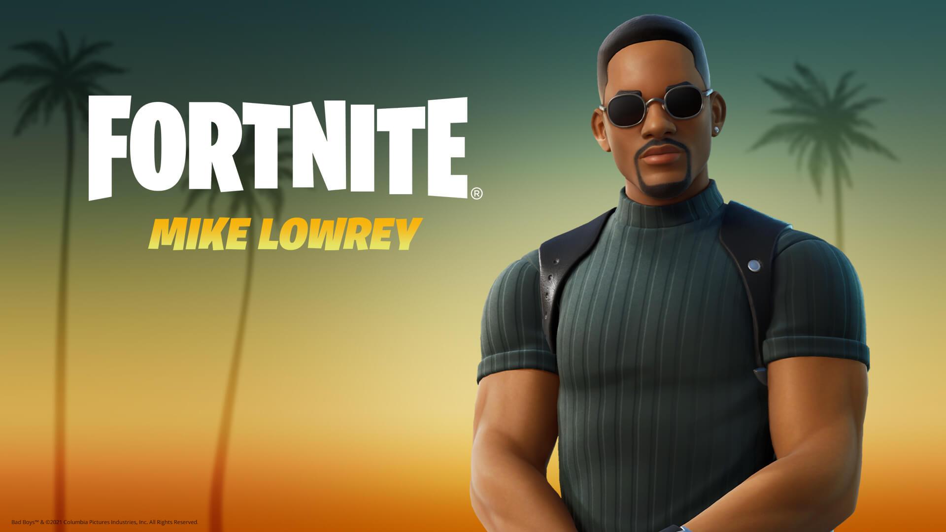 Fortnite Mike Lowrey Social