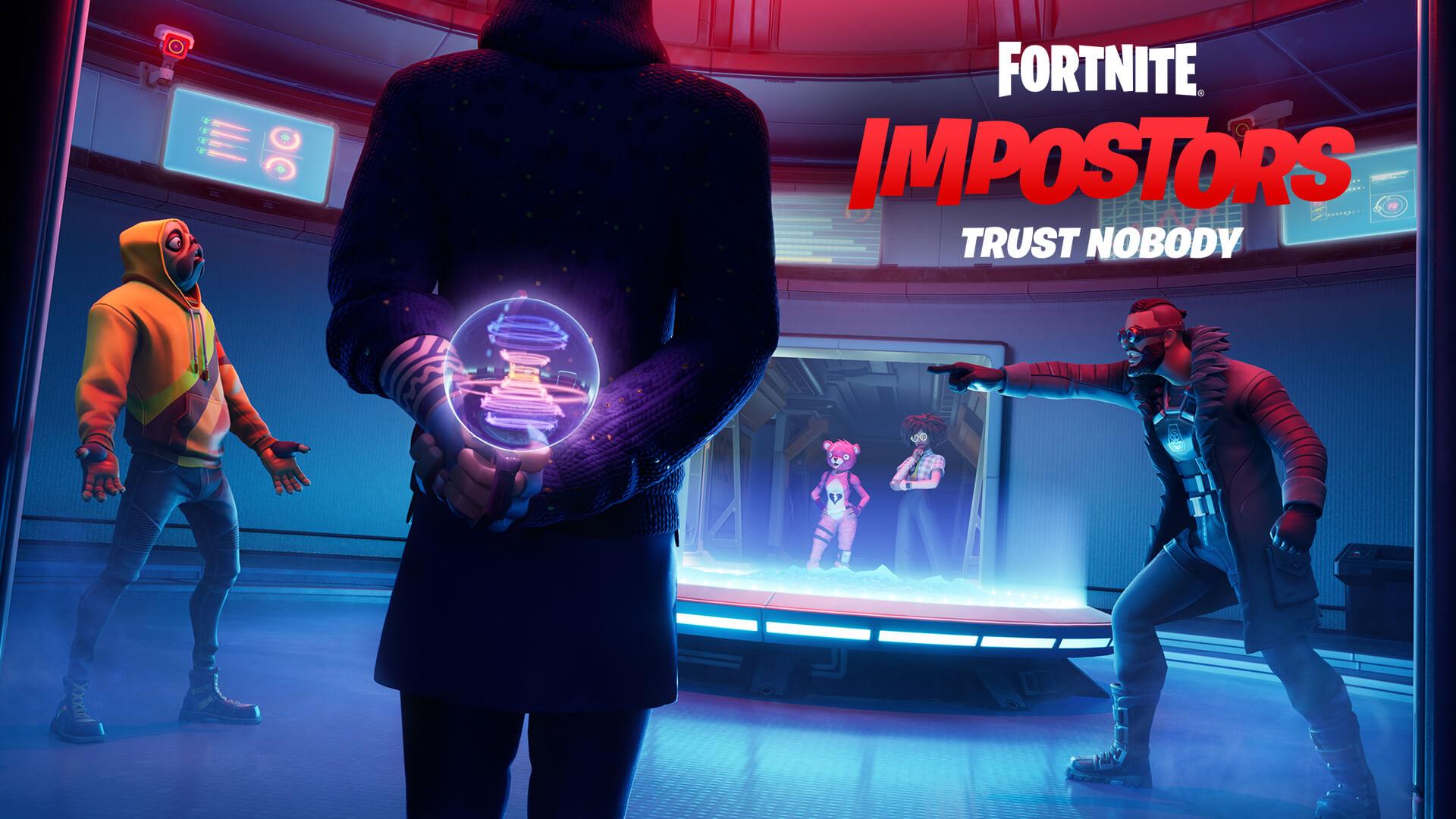 Fortnite Mode Impostors