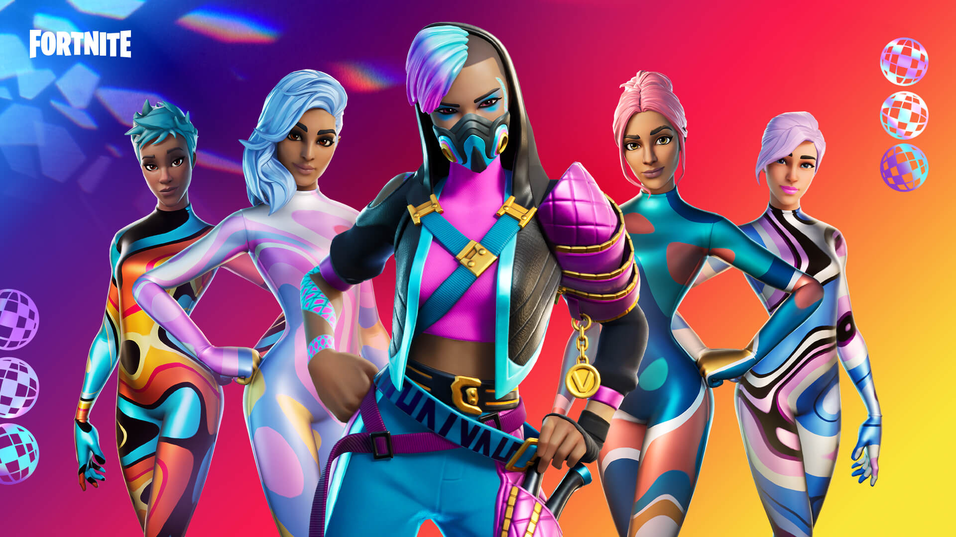 Fortnite Party Outfits