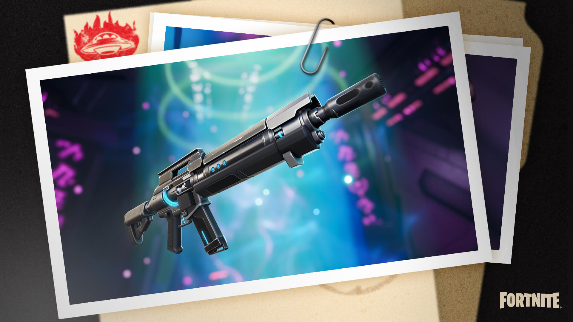 Fortnite Pulse Rifle