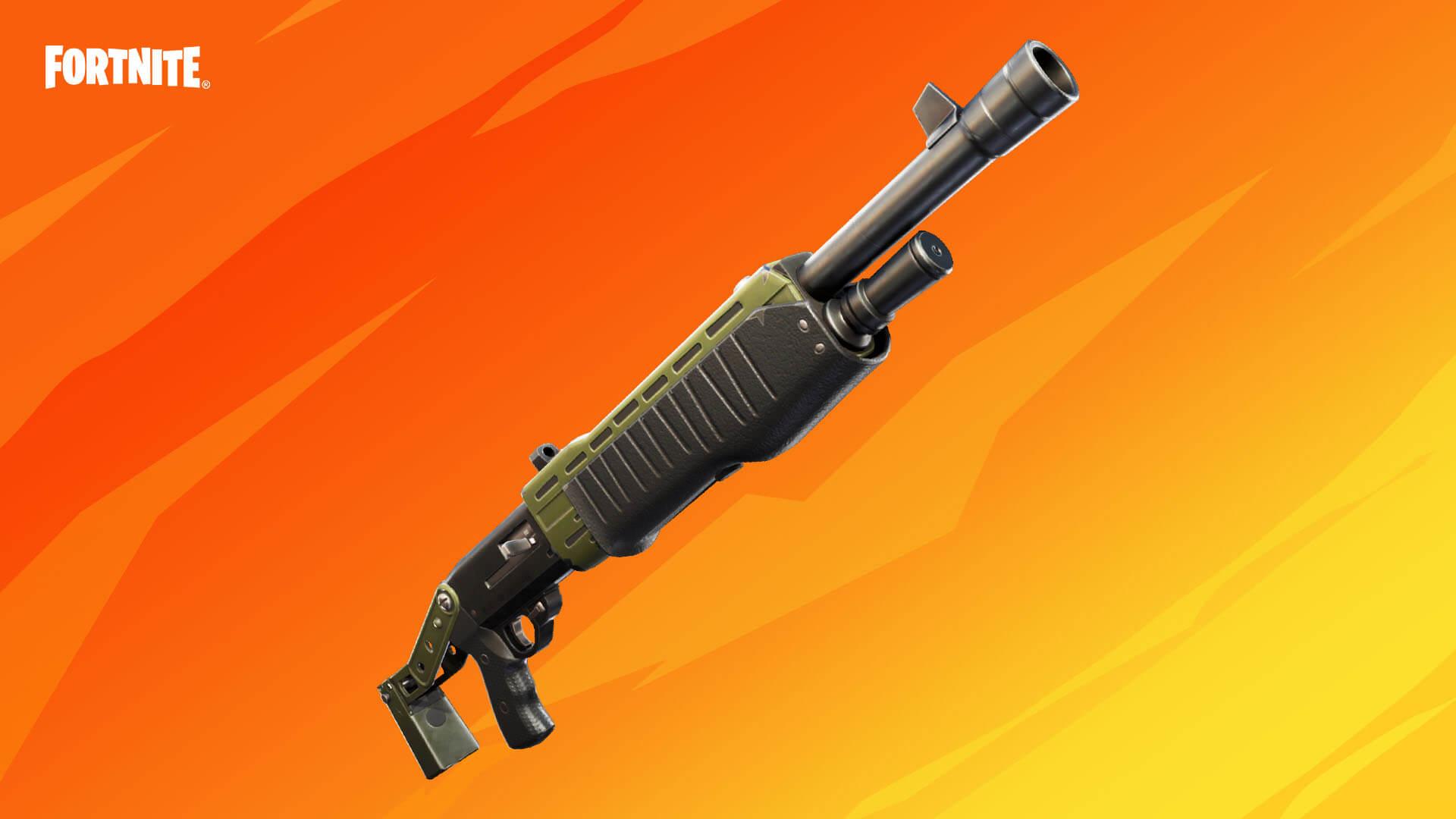 Fortnite Pumpgun
