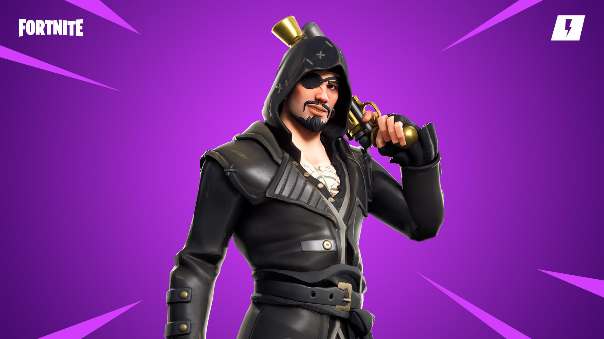 Fortnite Save The World Blakebeard The Blackhearted