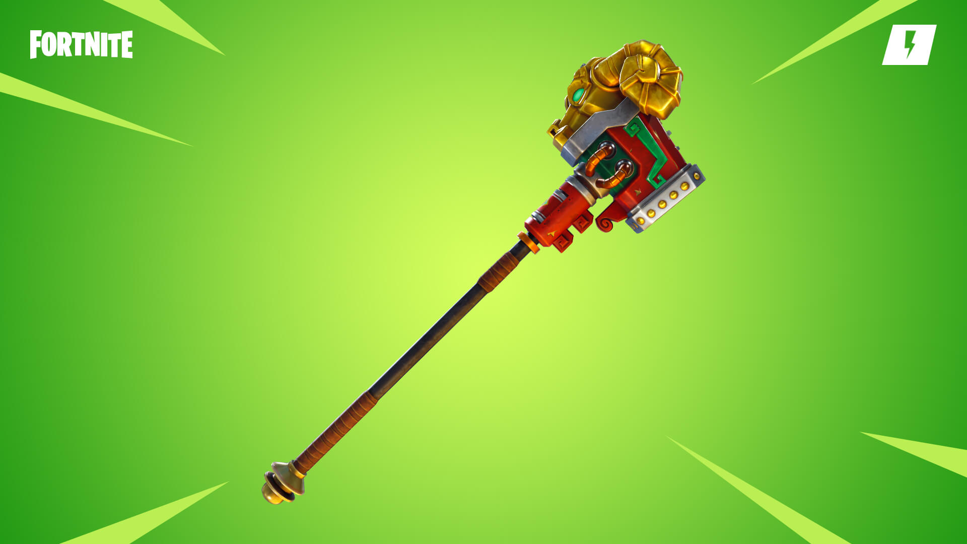 Fortnite Save the World Dragon's Fist Weapon