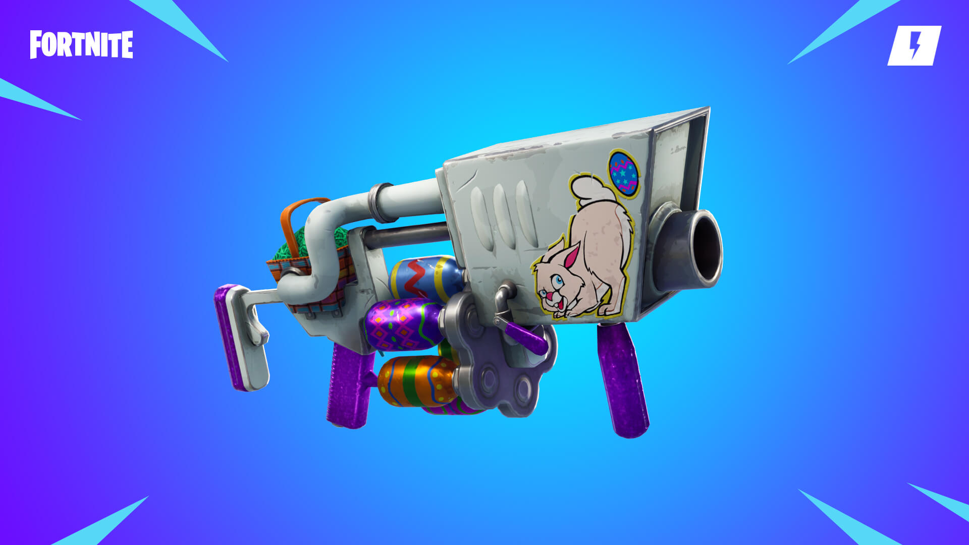 Fortnite Save The World Easter Egg Launcher