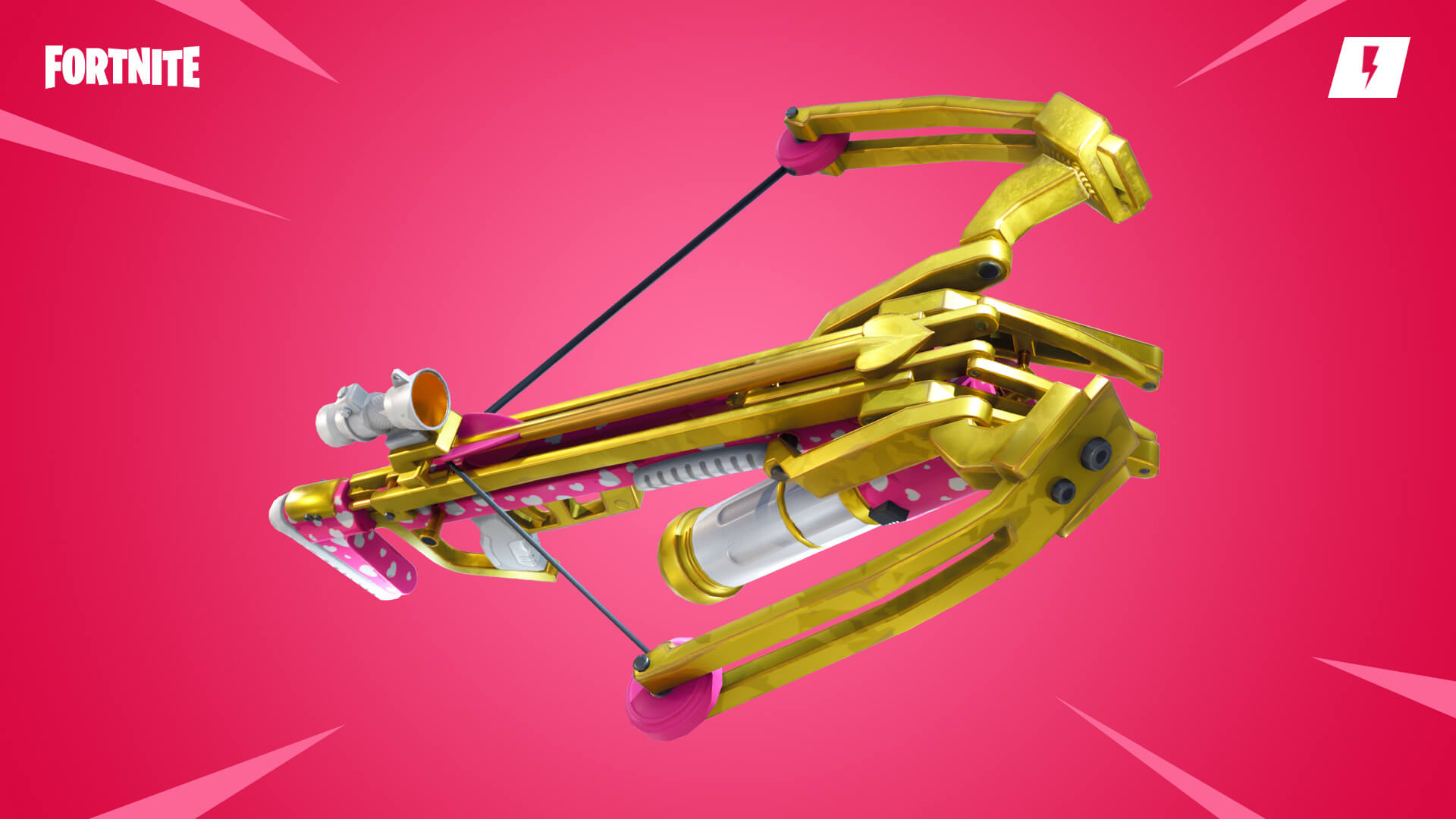Fortnite Save the World Heartbreaker Crossbow Weapon