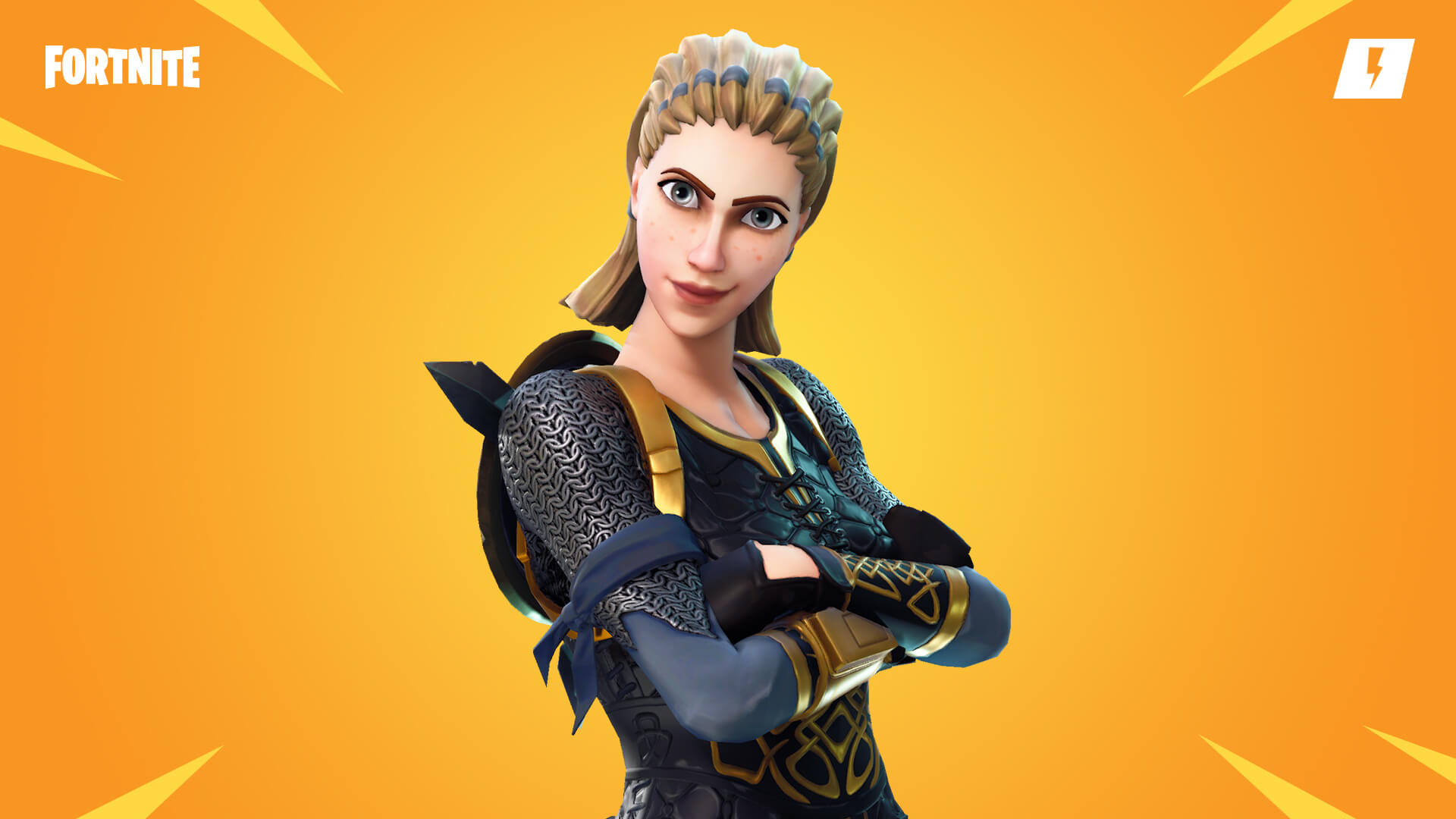 Fortnite Save the World Highland Warrior Wildcat Hero