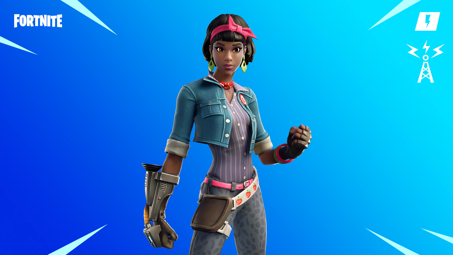 Fortnite Save The World Hit The Road Quinn