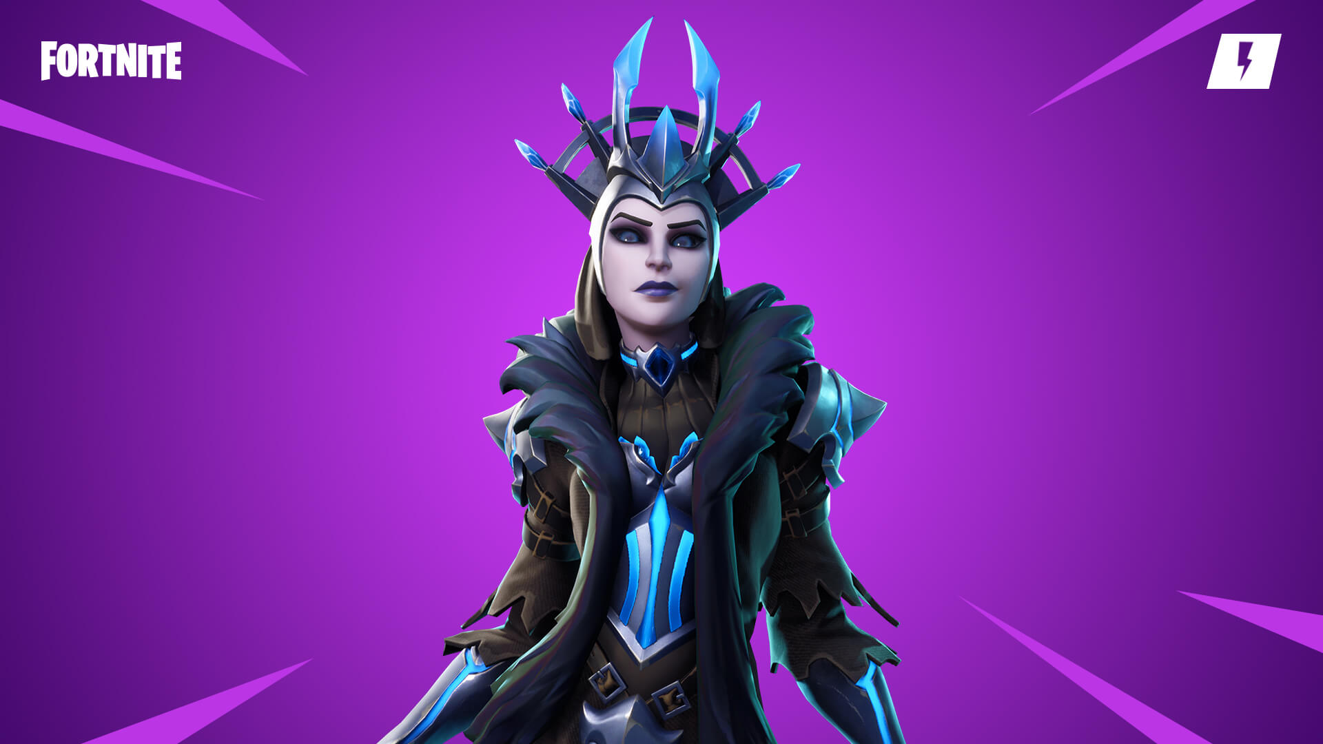 Fortnite Save The World Ice Queen