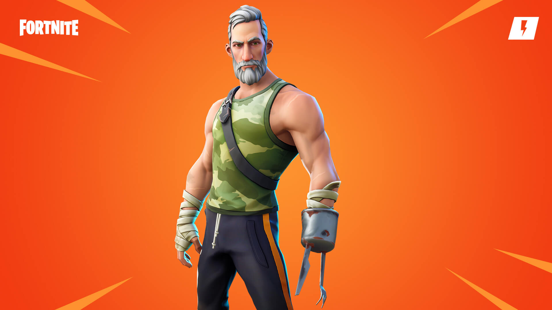 Fortnite Save The World Major Oswald