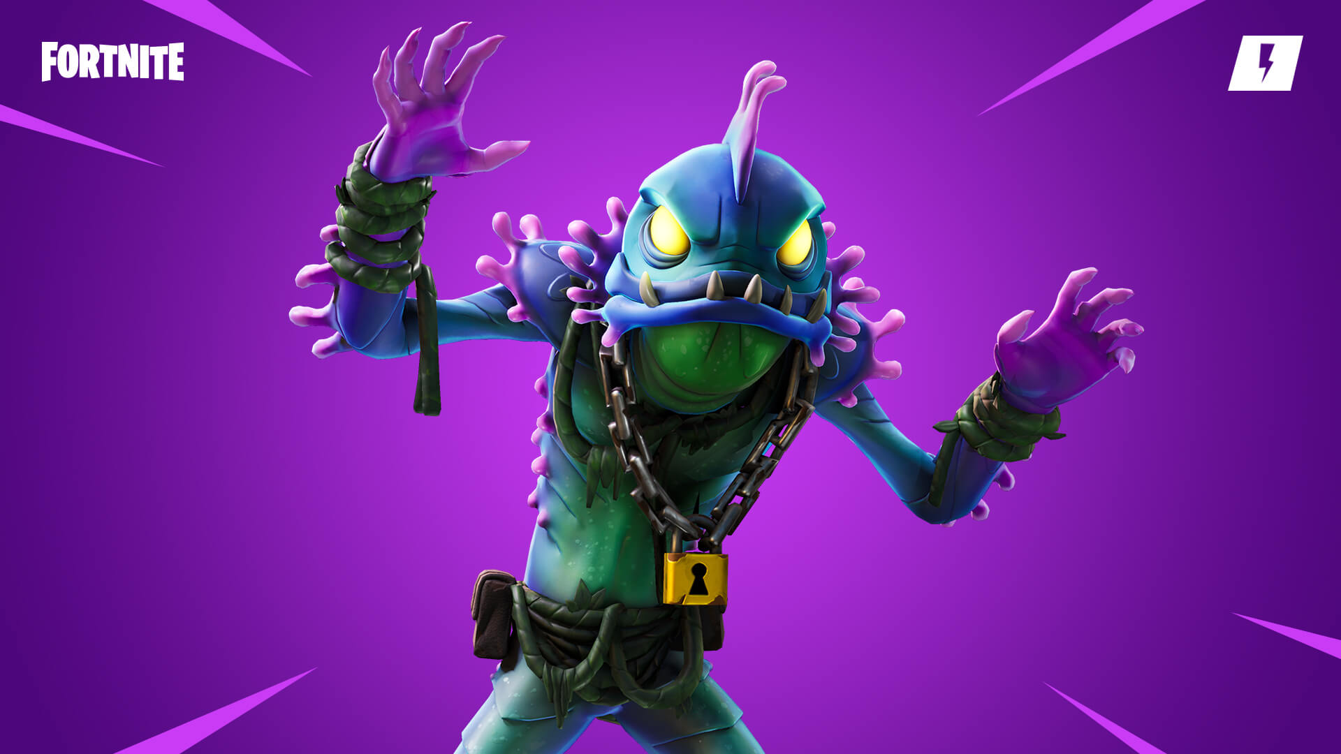 Fortnite Save The World Mermonster Ken