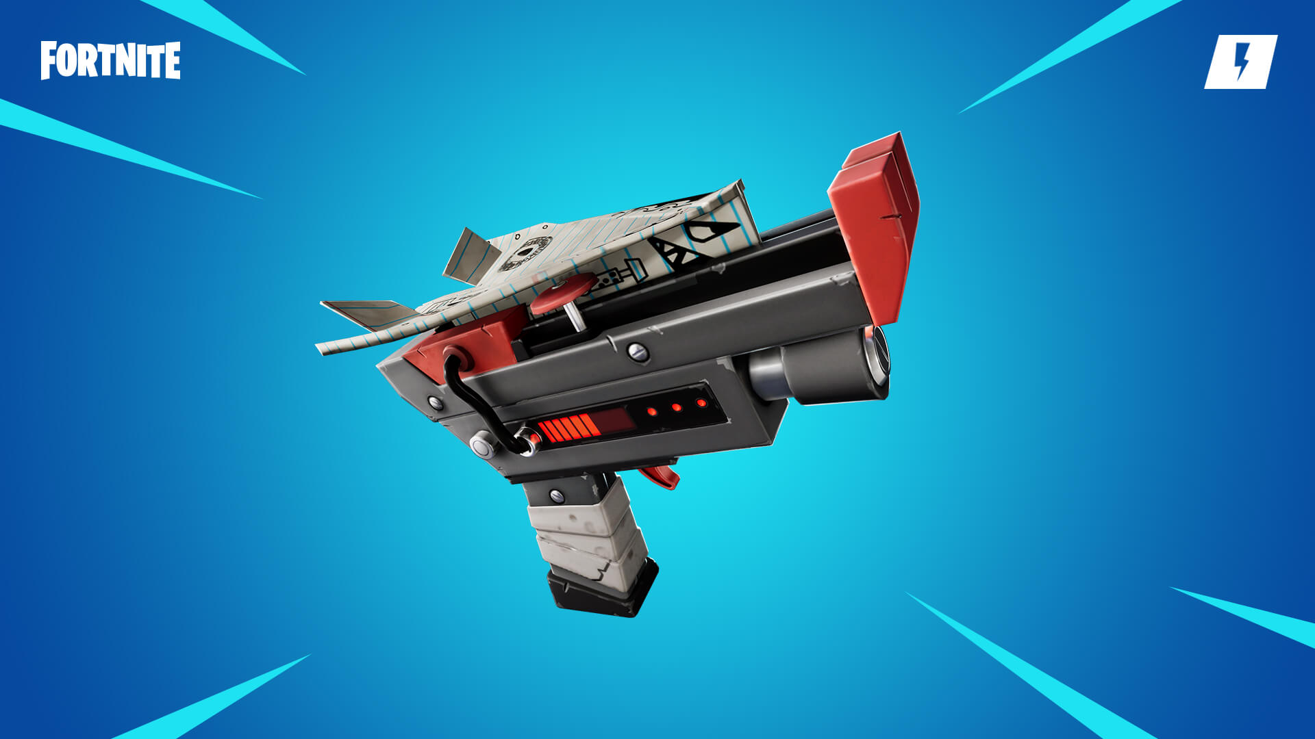 Fortnite Save The World Paper Shredder