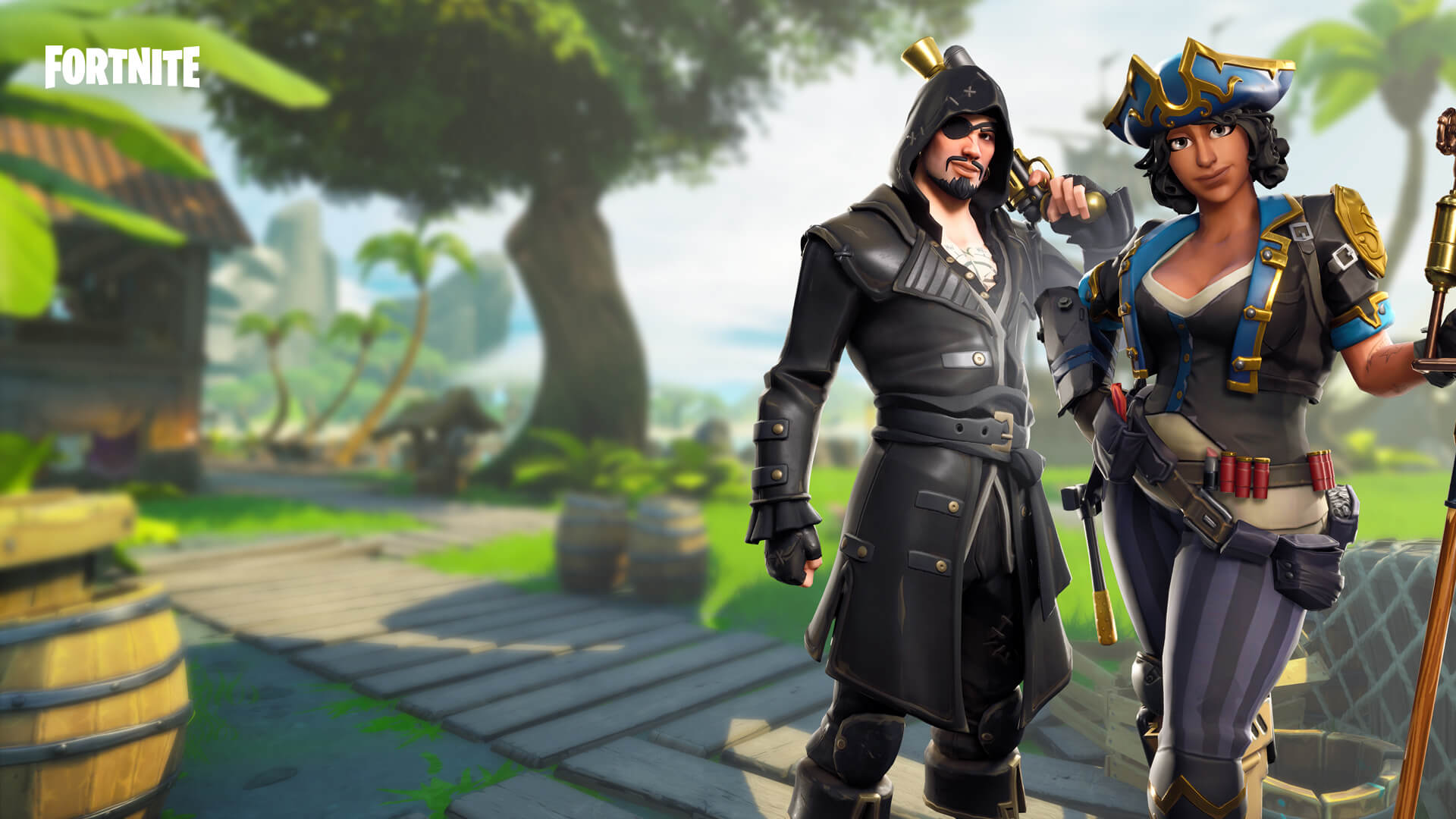 Fortnite Save The World Pirates