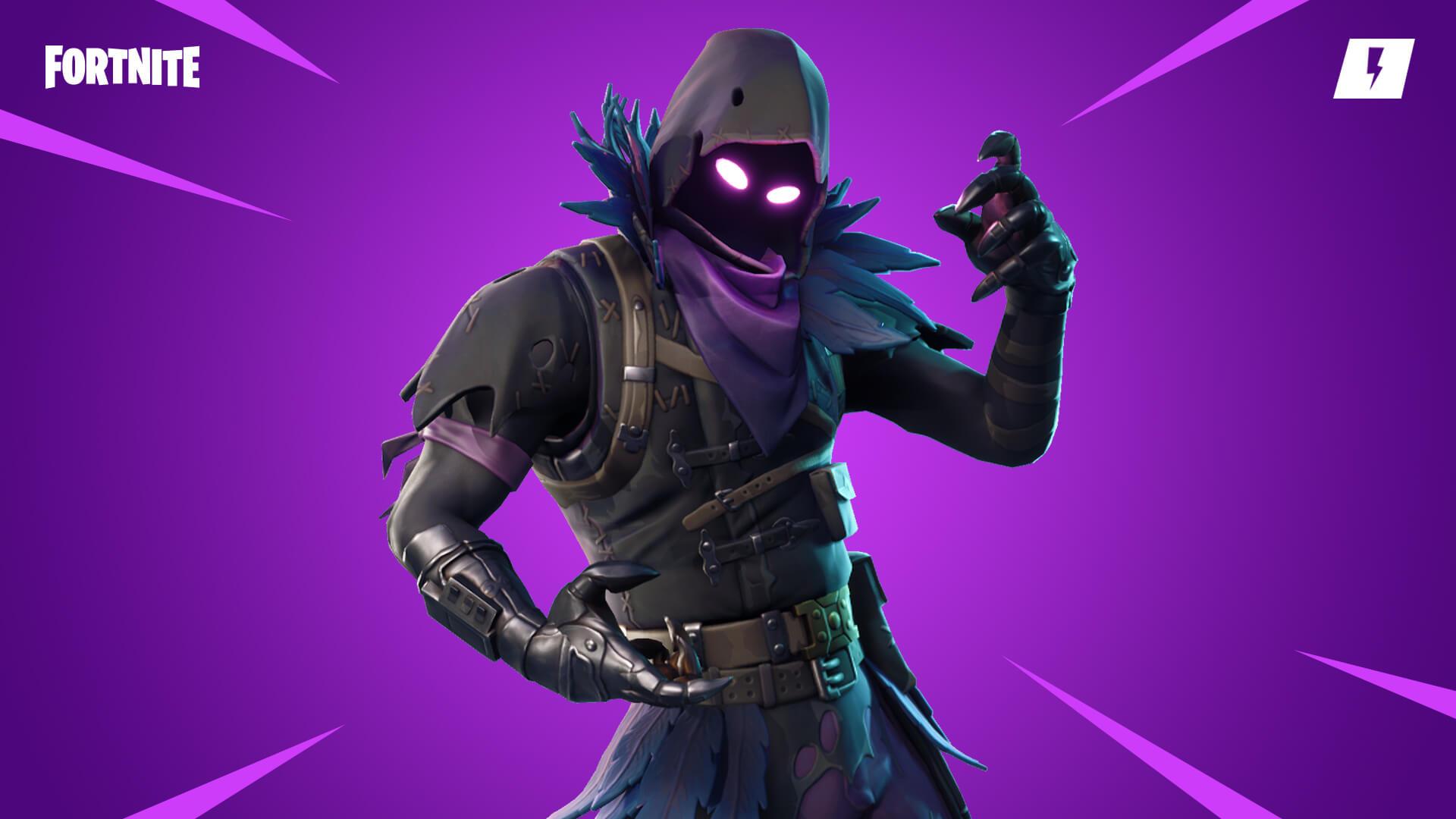 Fortnite Save The World Raven