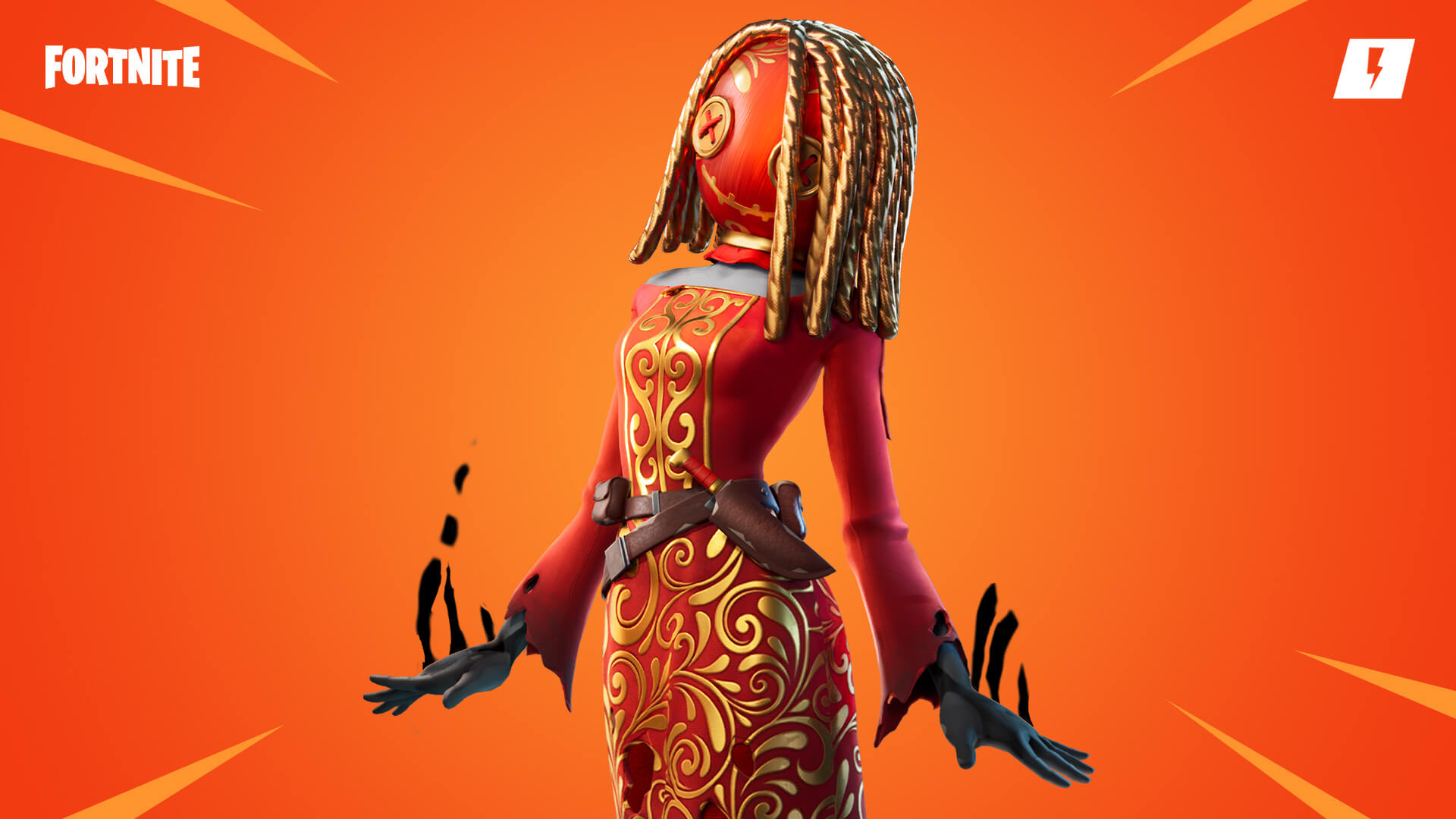 Fortnite Save the World Red Willow Outlander Hero