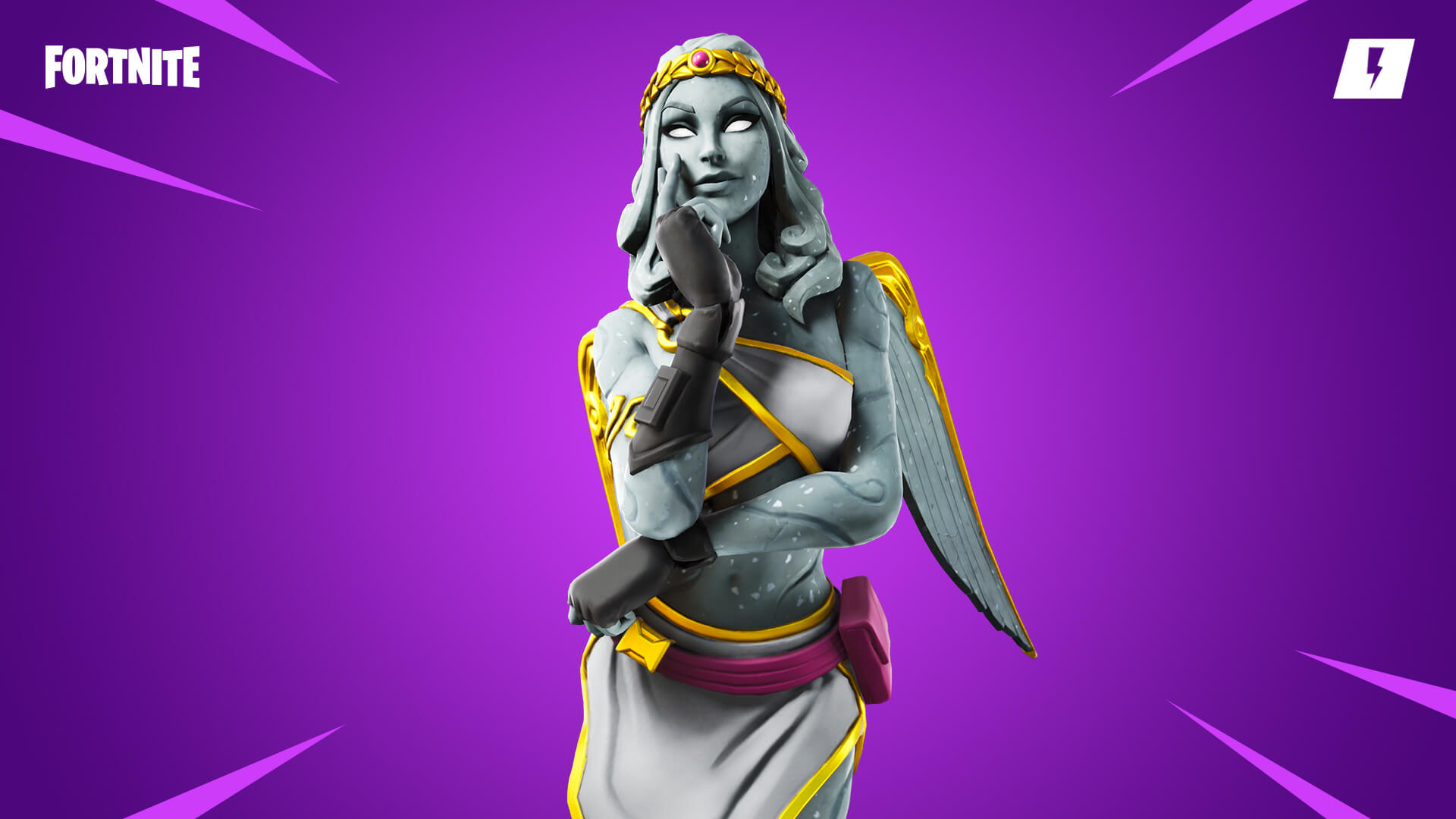 Fortnite Save the World Stoneheart Farrah Hero