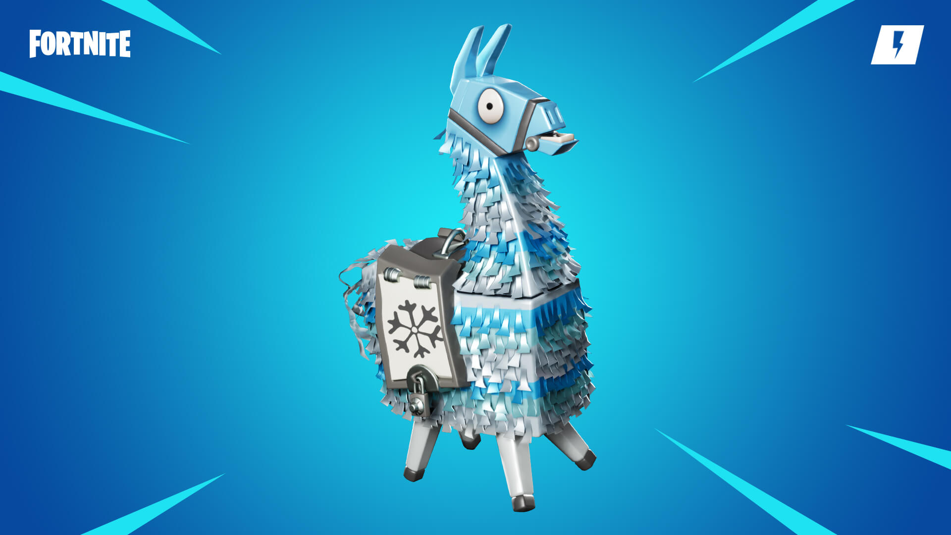 Fortnite Save The World Winter Llama