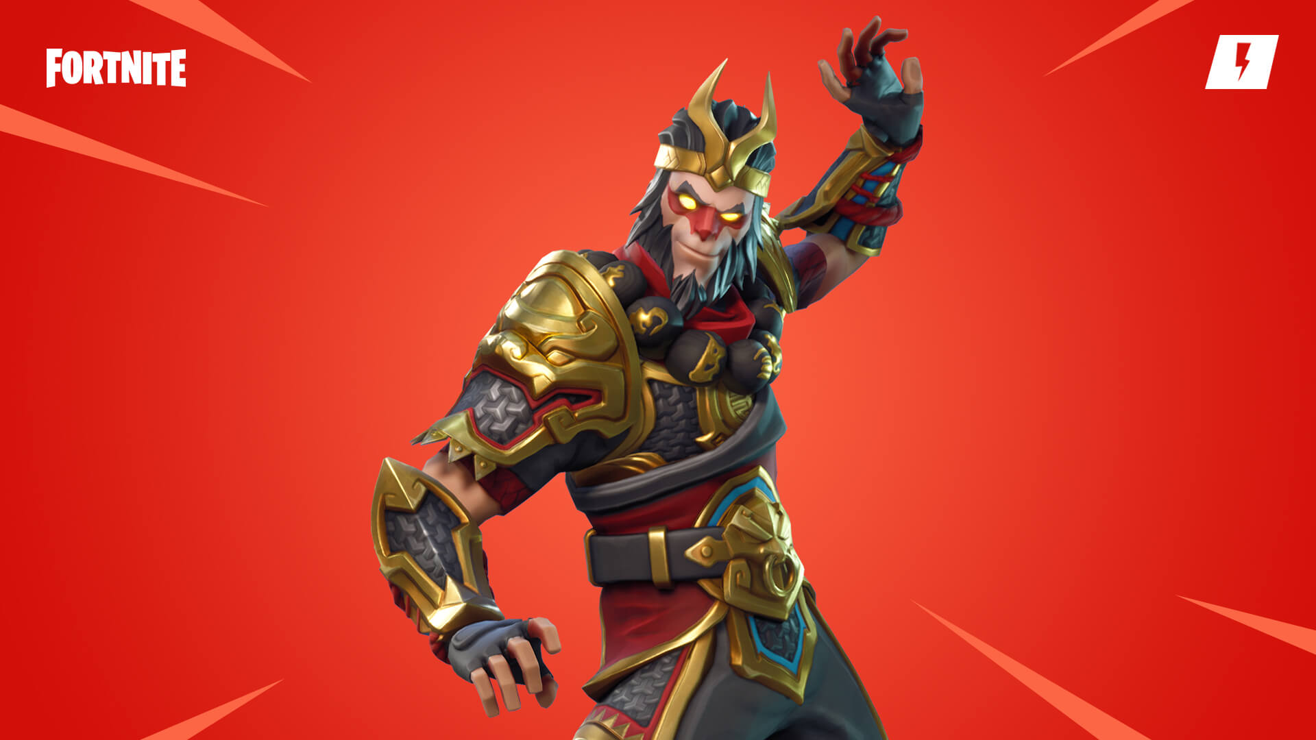 Fortnite Save The World Wukong