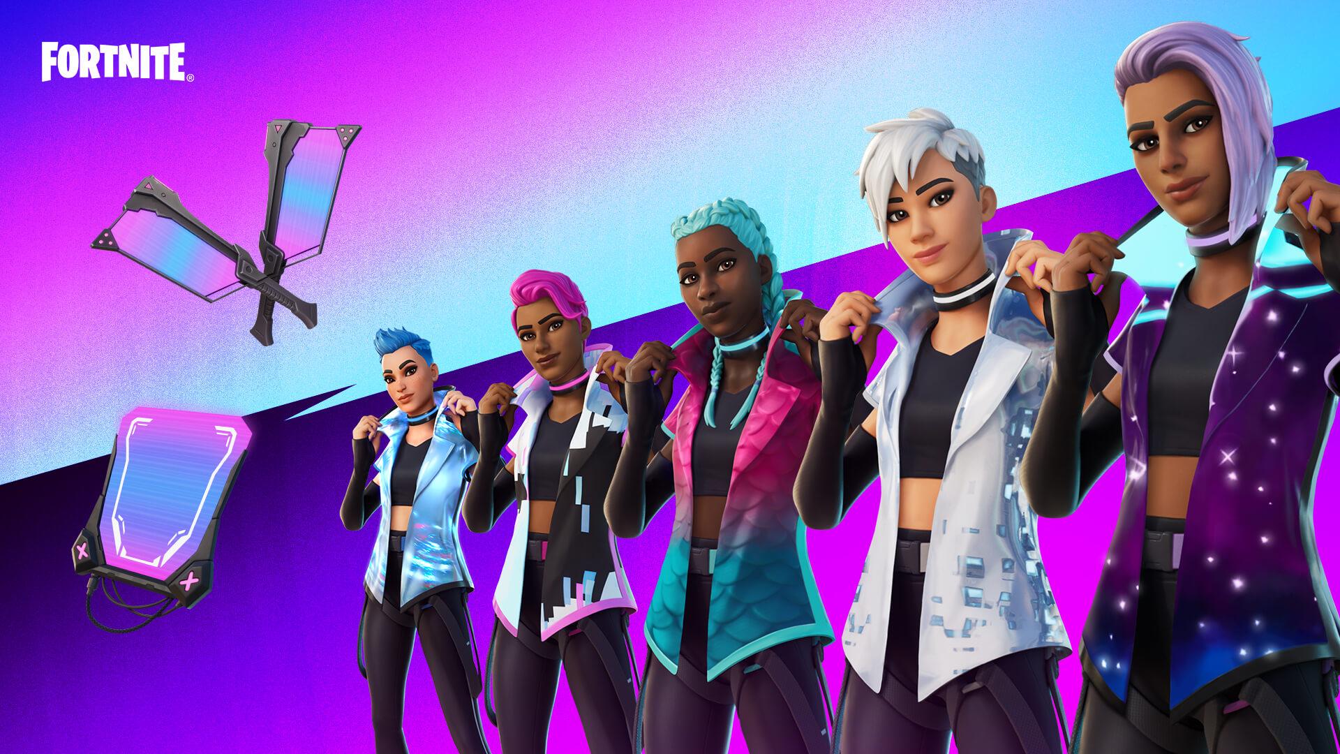 Fortnite Show Your Style Female Outfits
