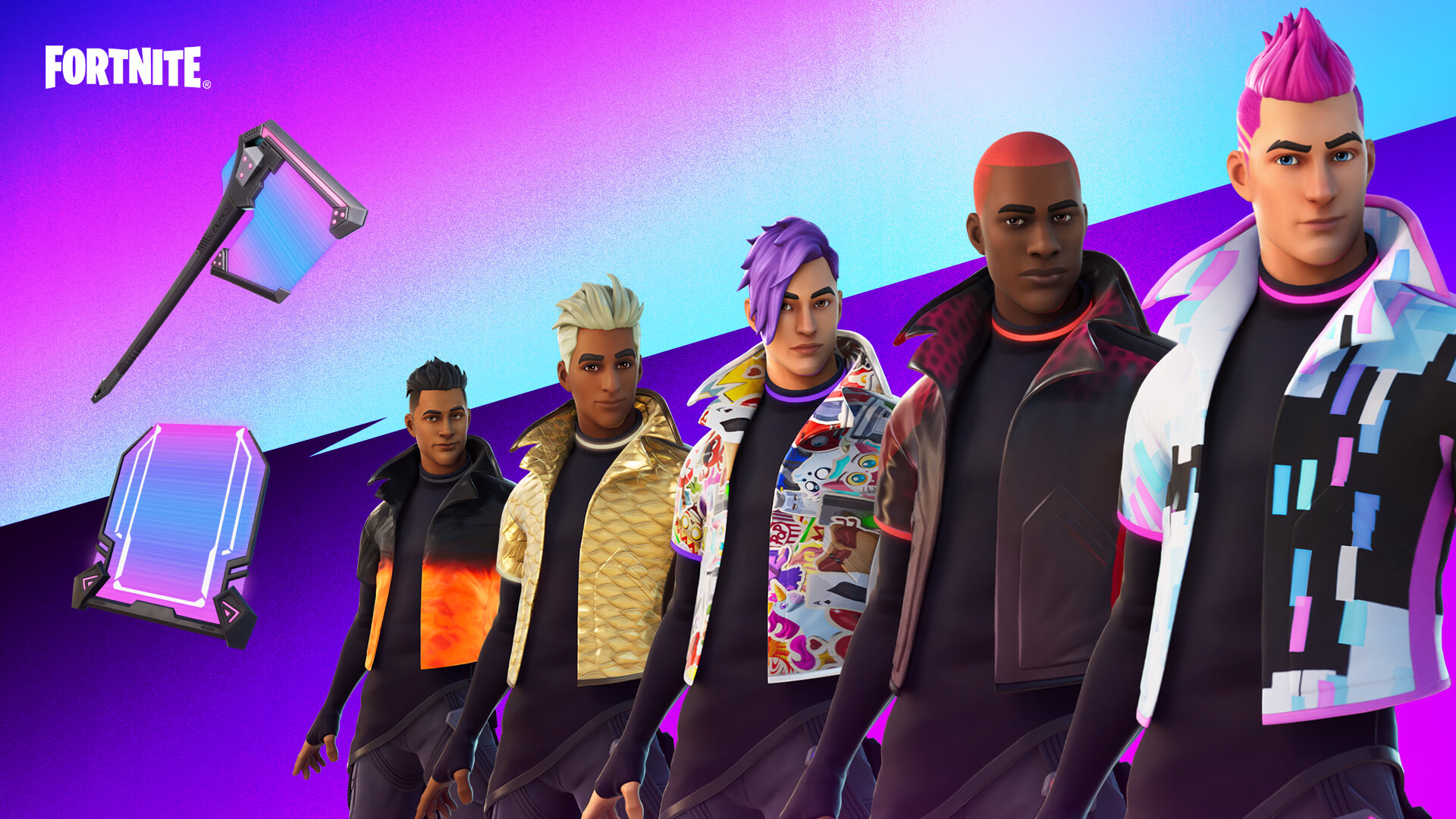 Fortnite Show Your Style Male Outfits