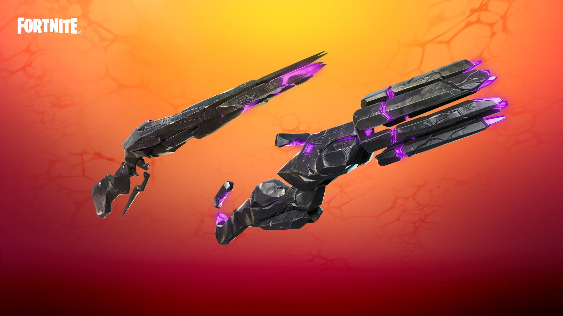 Fortnite Sideways Weapons