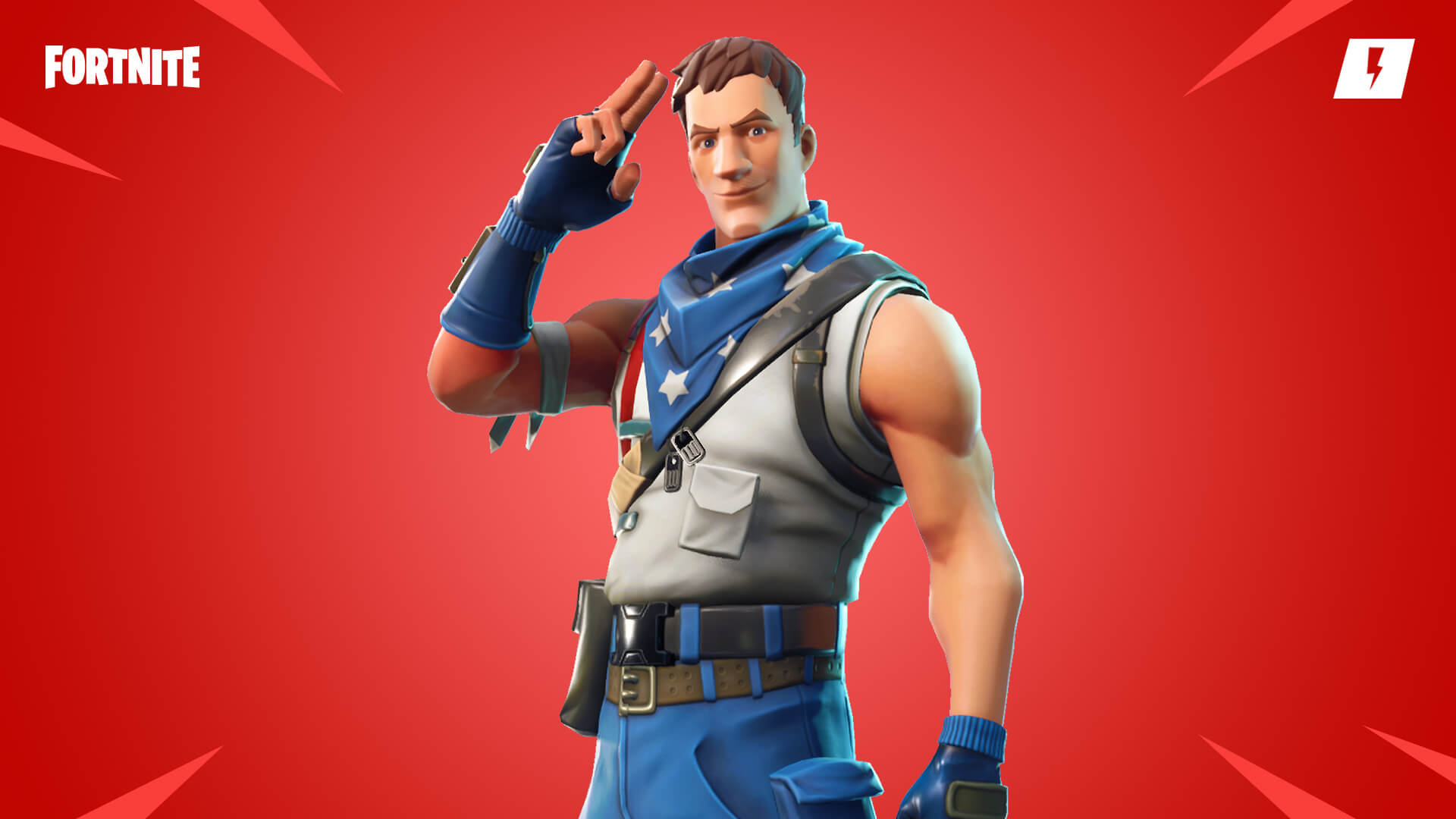 Fortnite Stars And Stripes Jonesy