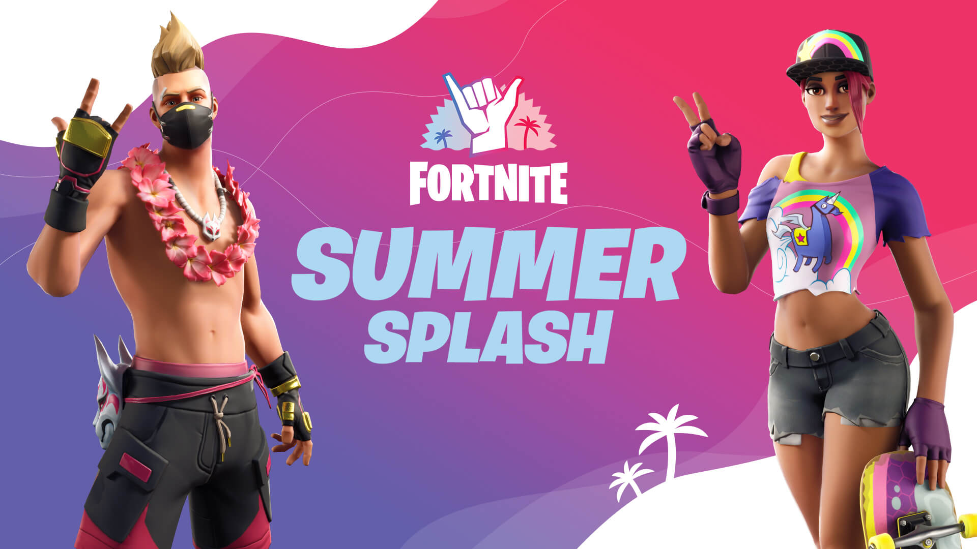 Fortnite Summer Splash 2020 - Fortnite Free Skins