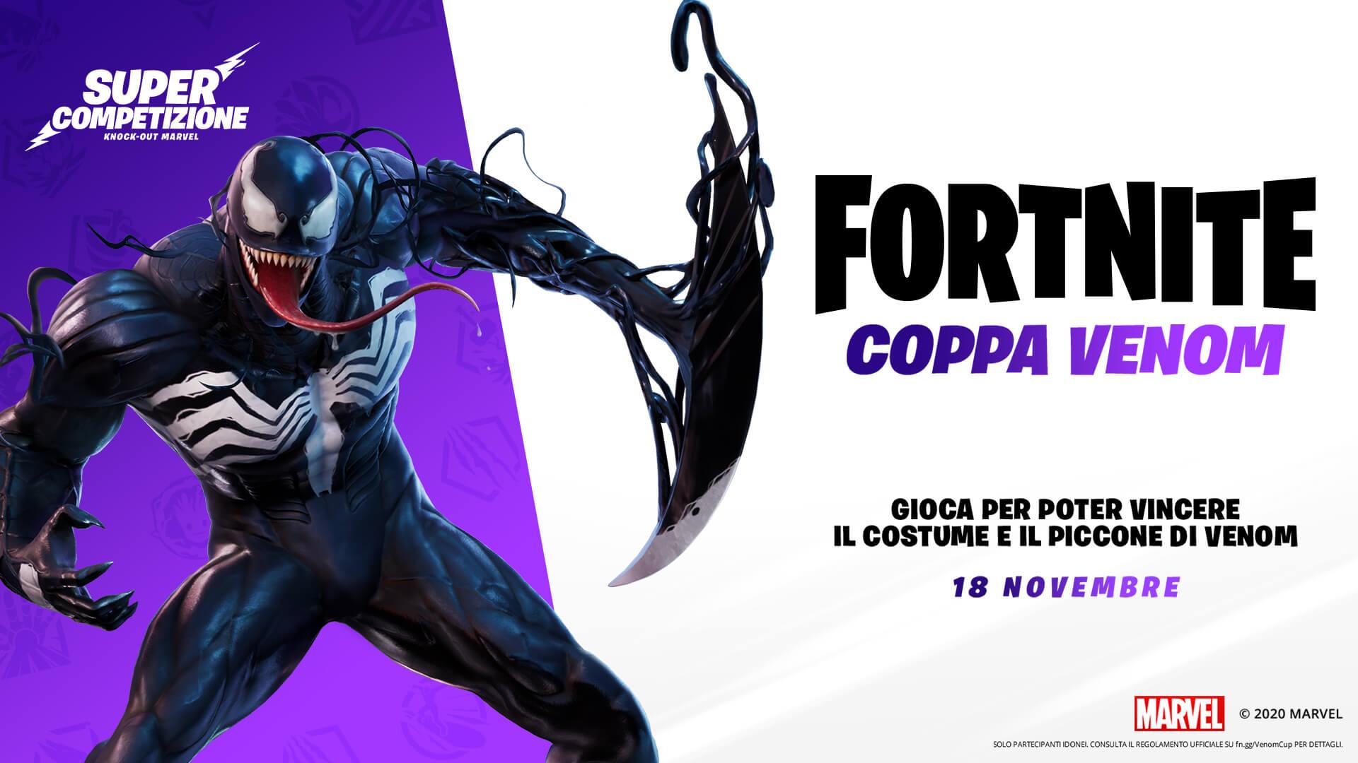 Fortnite Venom Outfit It