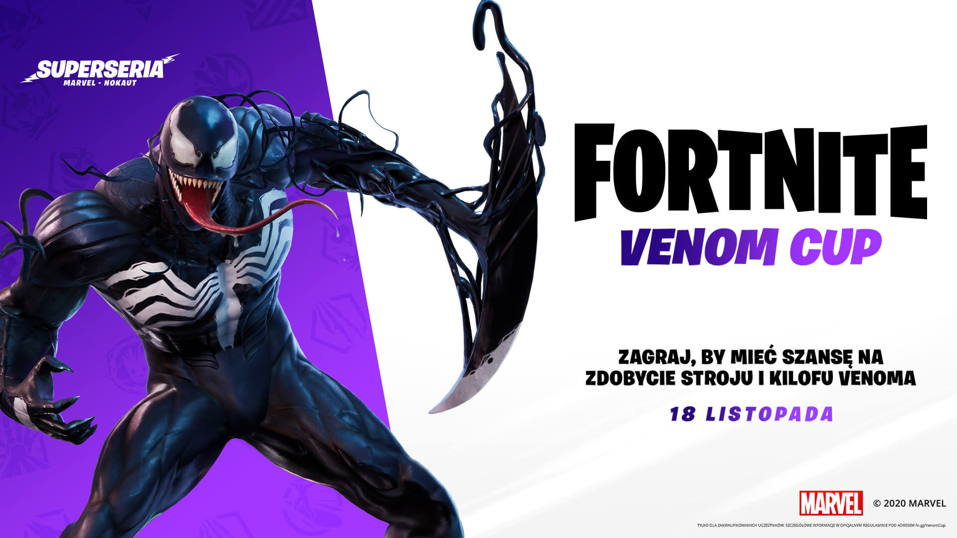 Fortnite Venom Outfit Pl