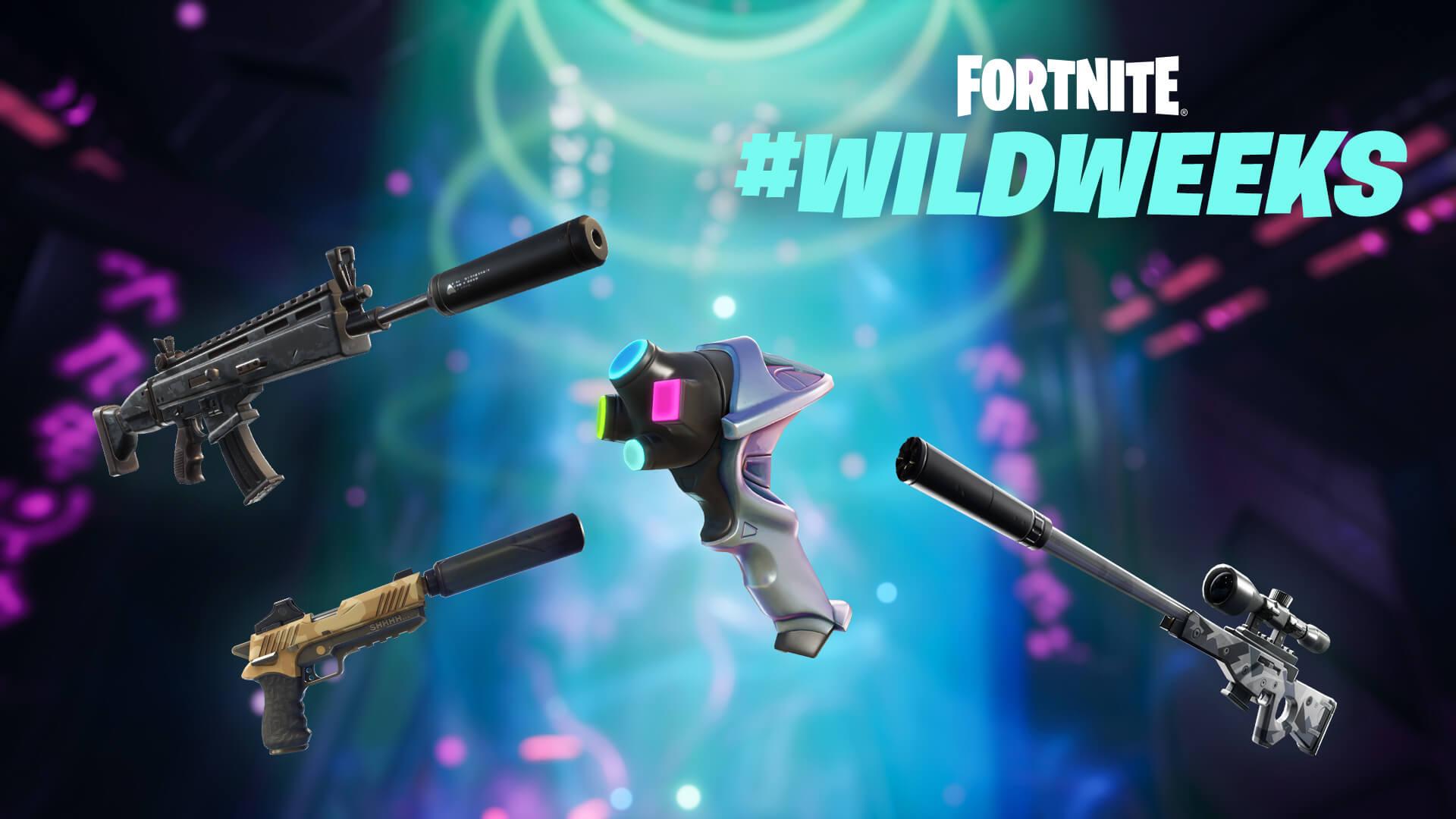 Fortnite Wild Weeks Sneak Week