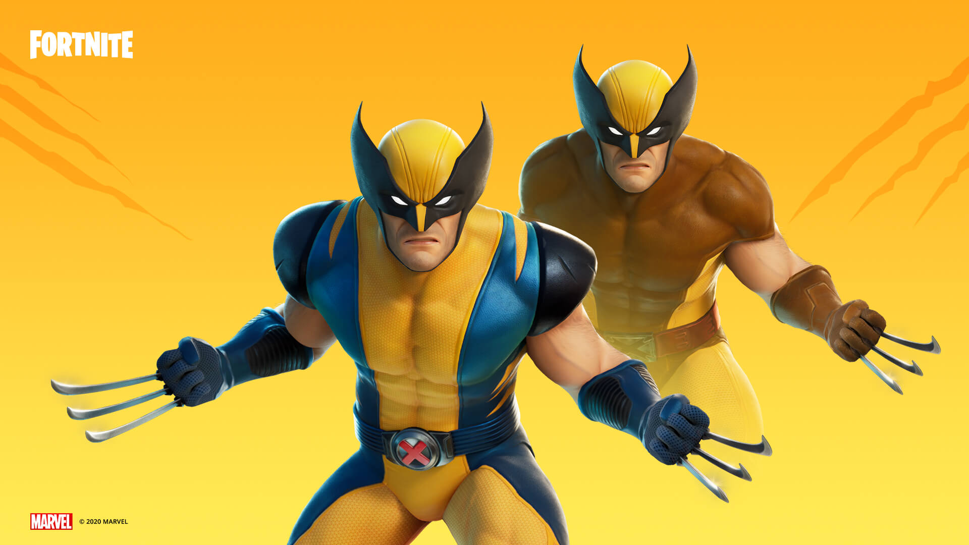 Fortnite Wolverine Outfit Styles