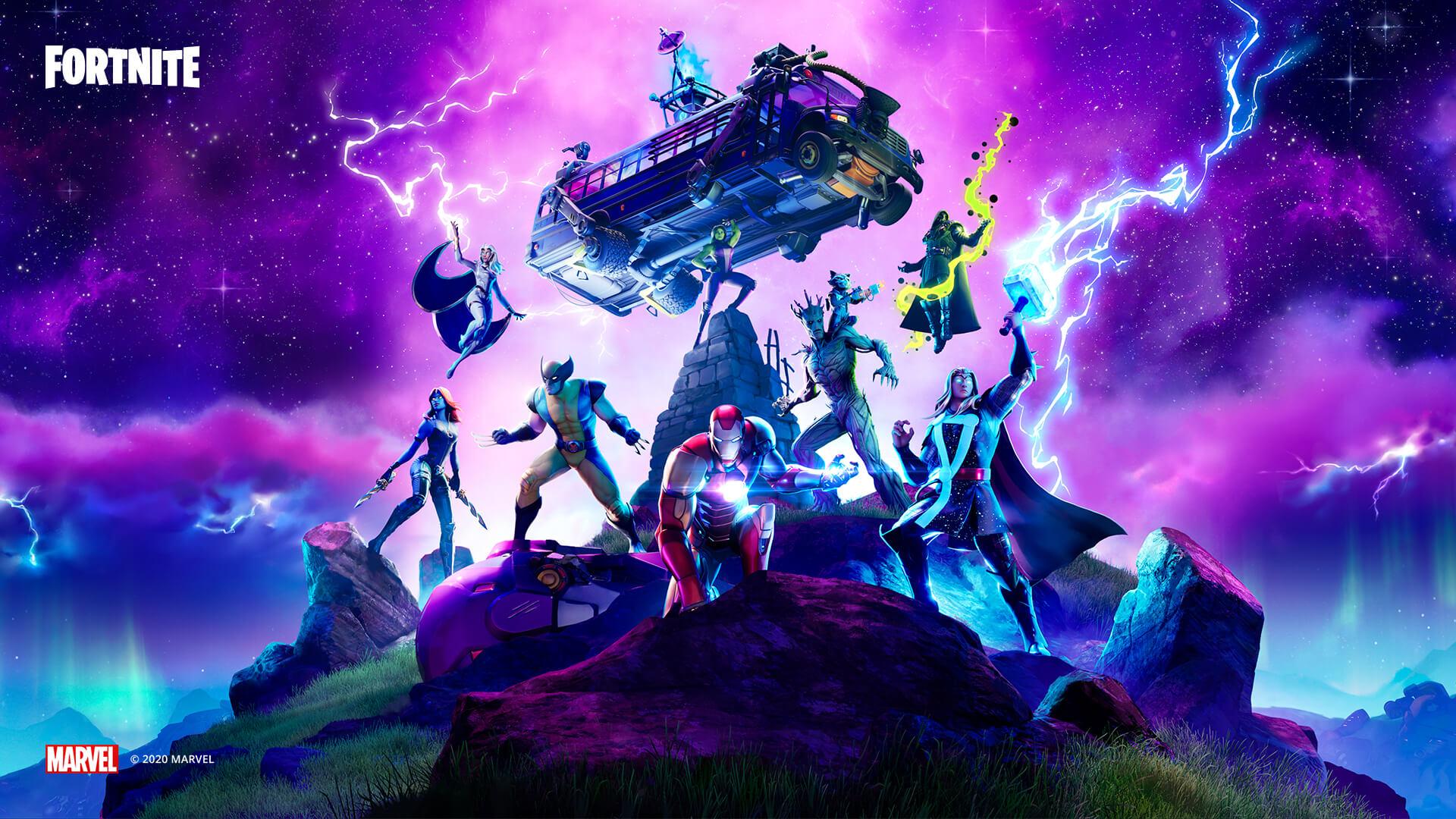 Fortnite Battle Pass The Marvel Nexus War Fortnite