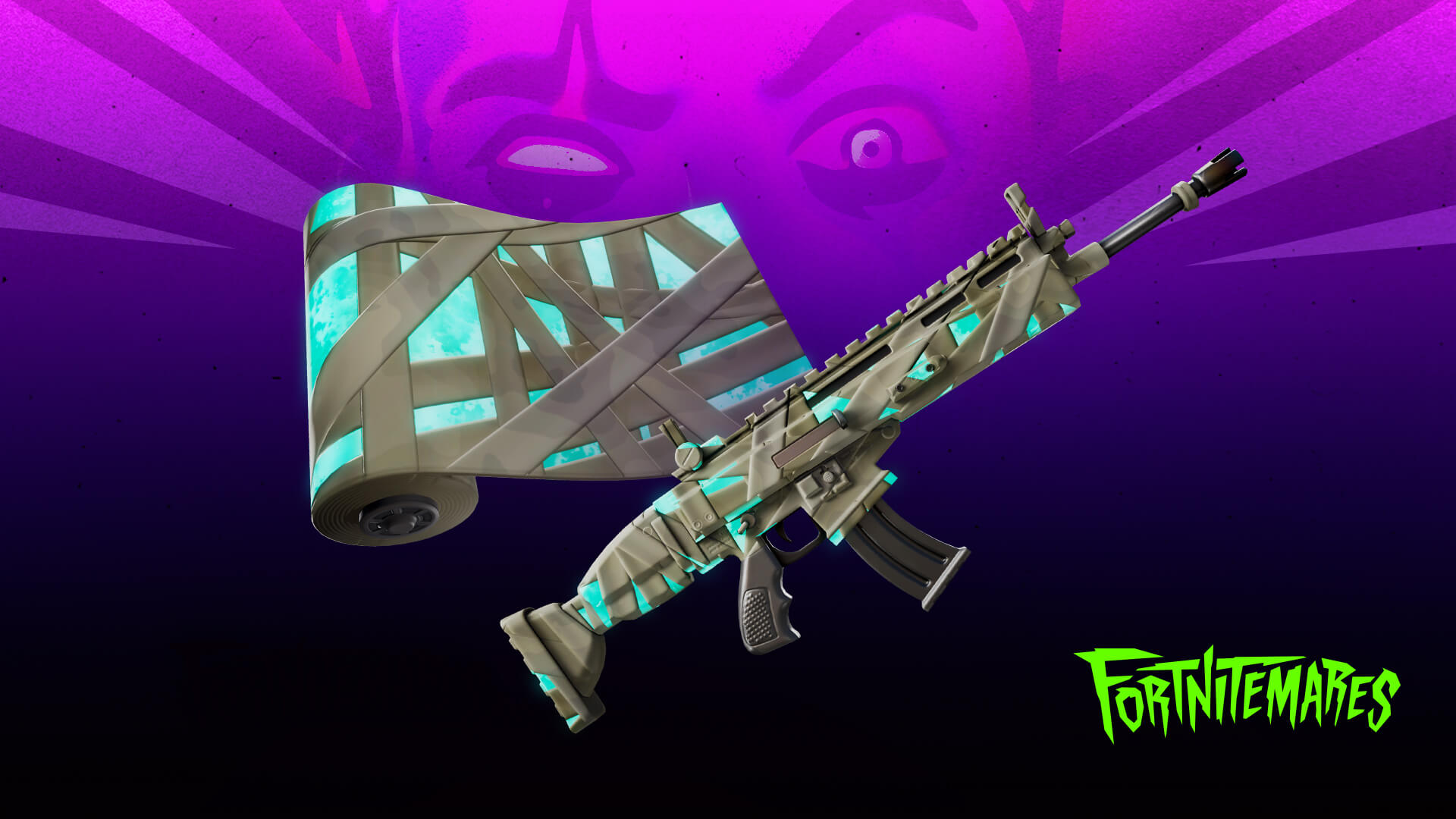 Fortnitemares Wrath's Wrath Wrap