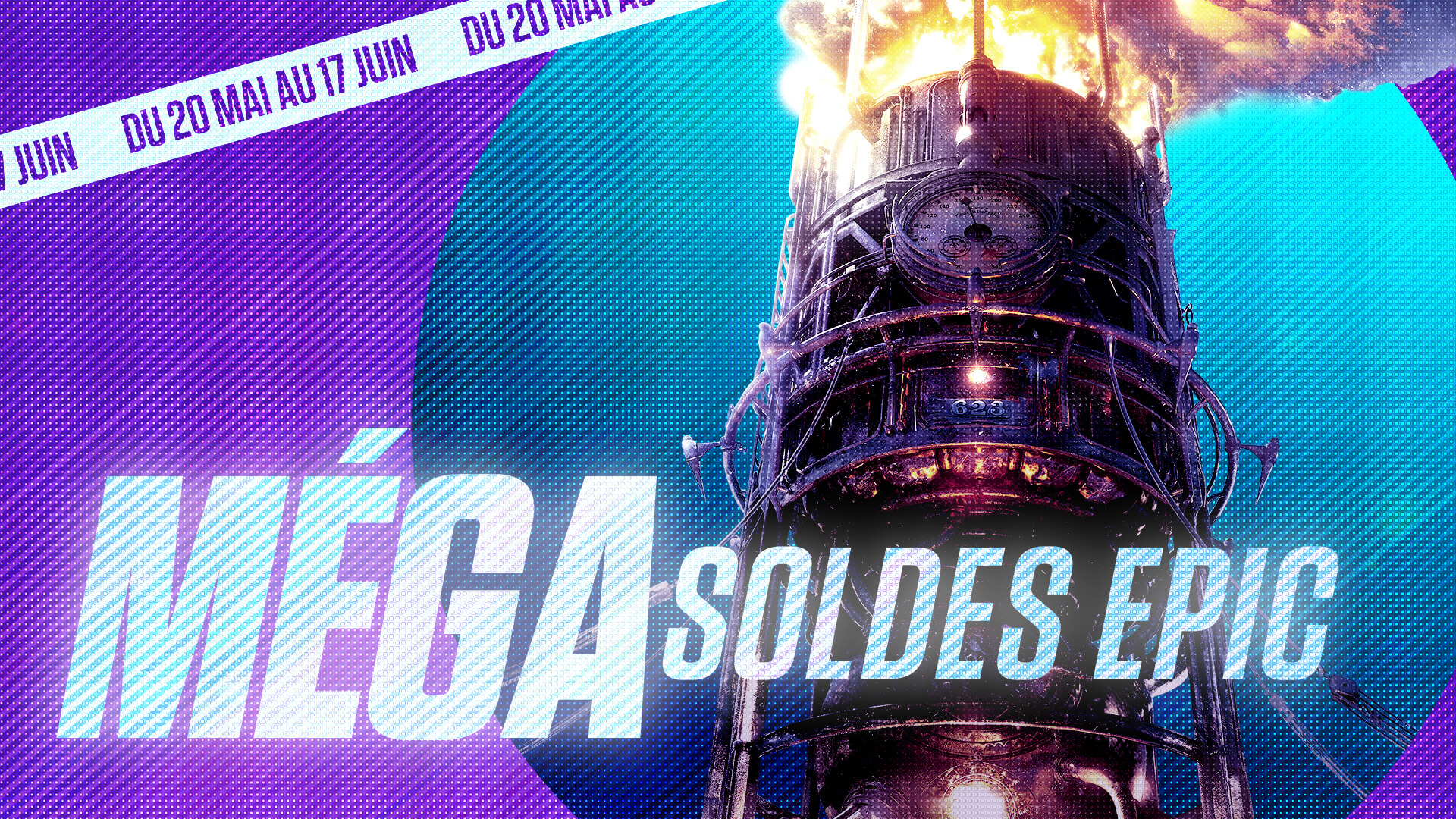 FR EGS MegaSale Social Free Frostpunk 1920x1080