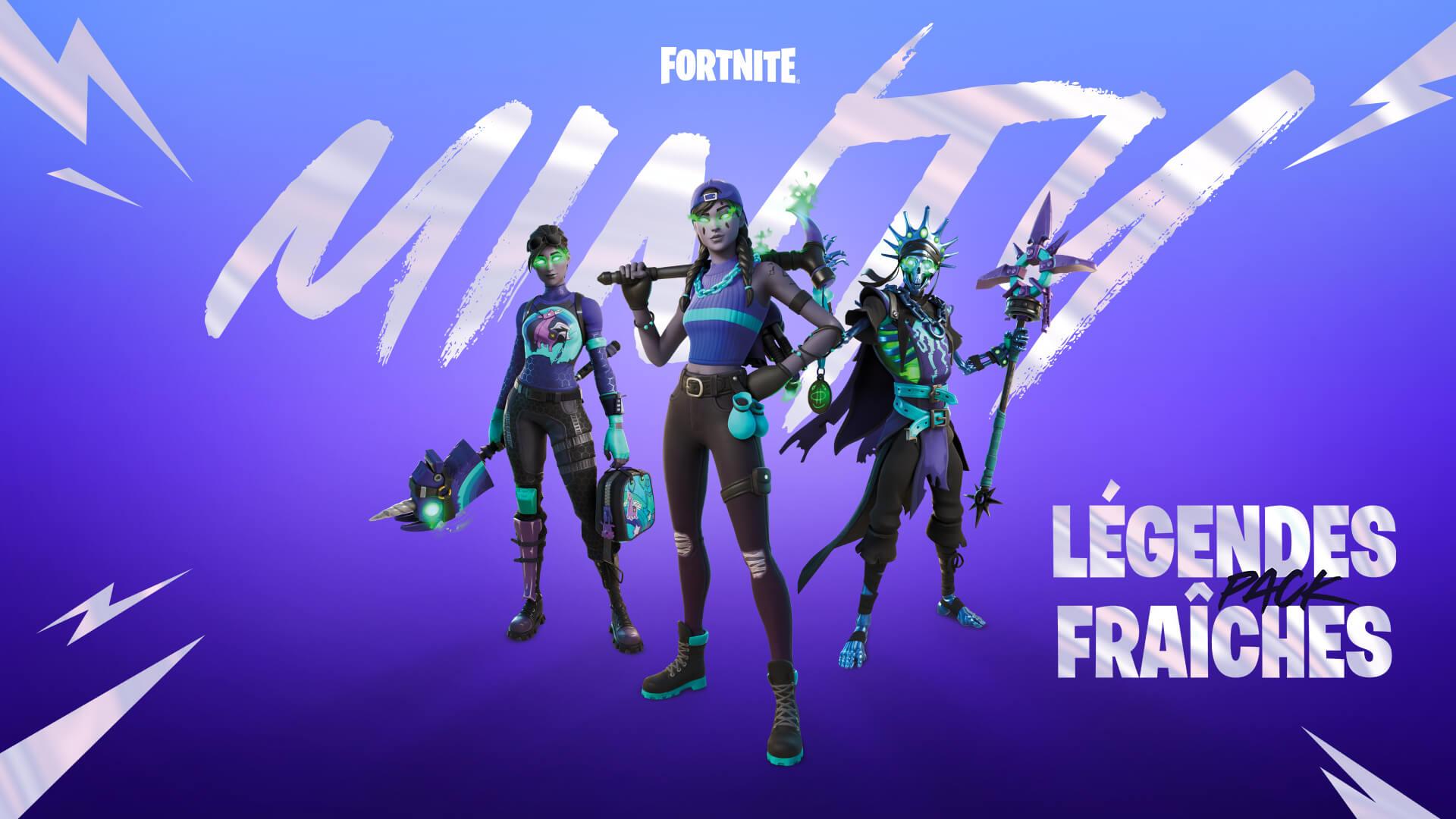 FR FN MintyLegendsPack Announce Lineup