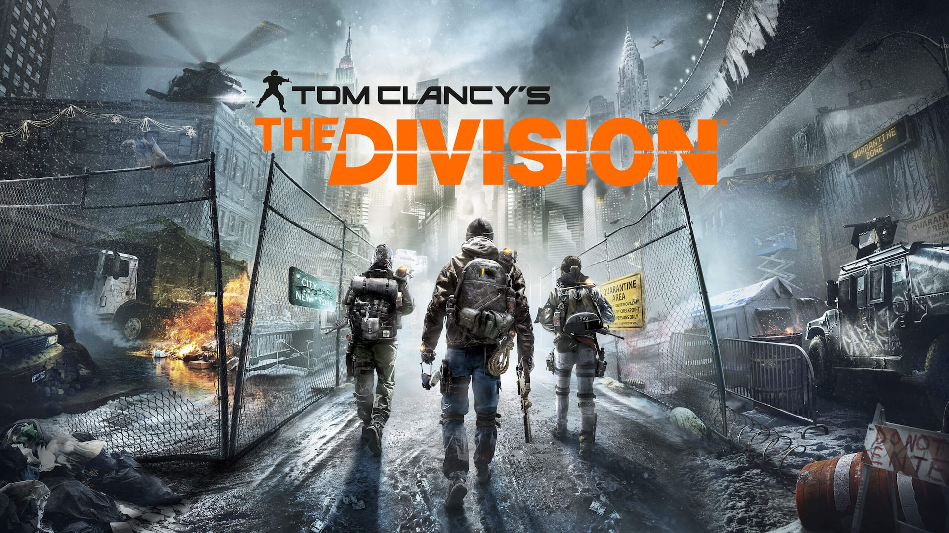 Gratis en Uplay The Division