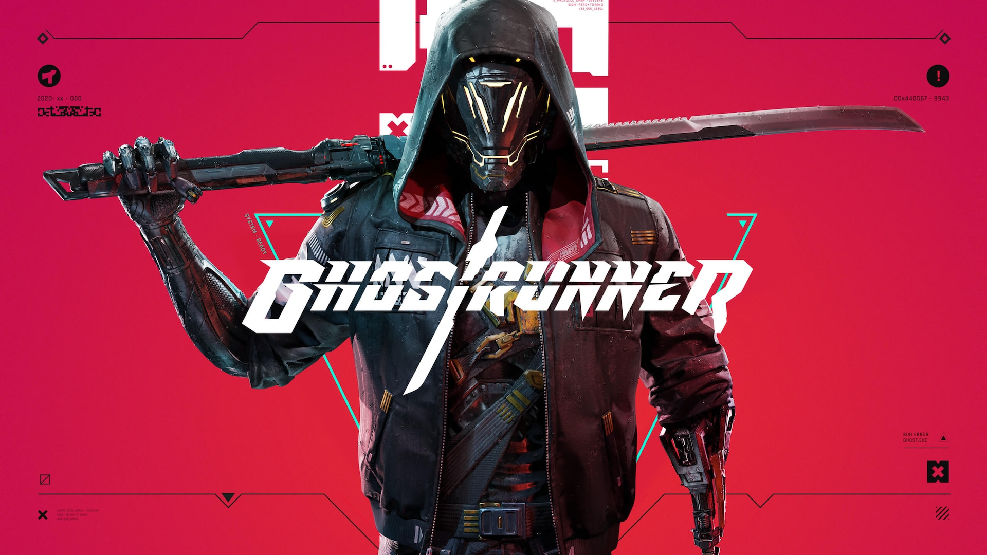 GhostRunner on the Epic Games Store