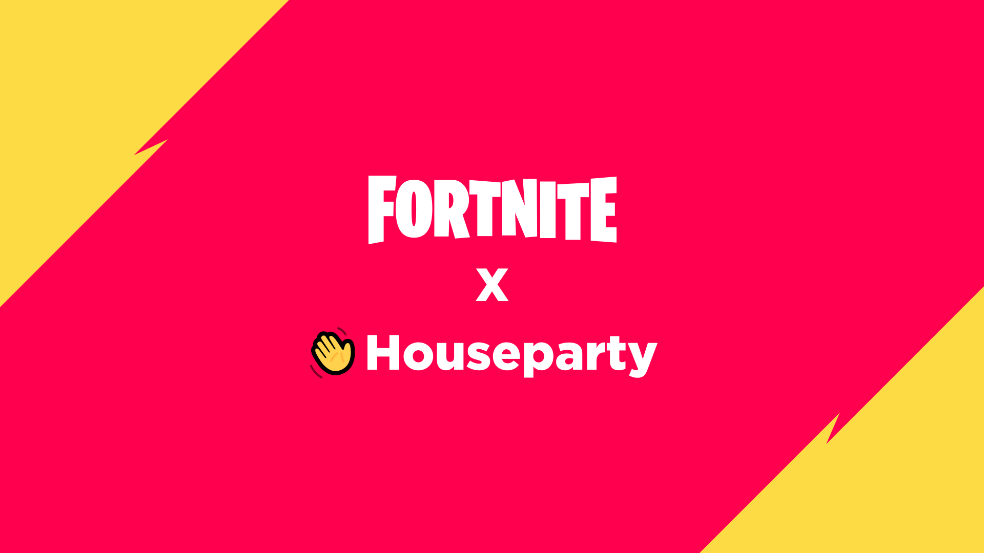 Houseparty Brings Video Chat to Fortnite
