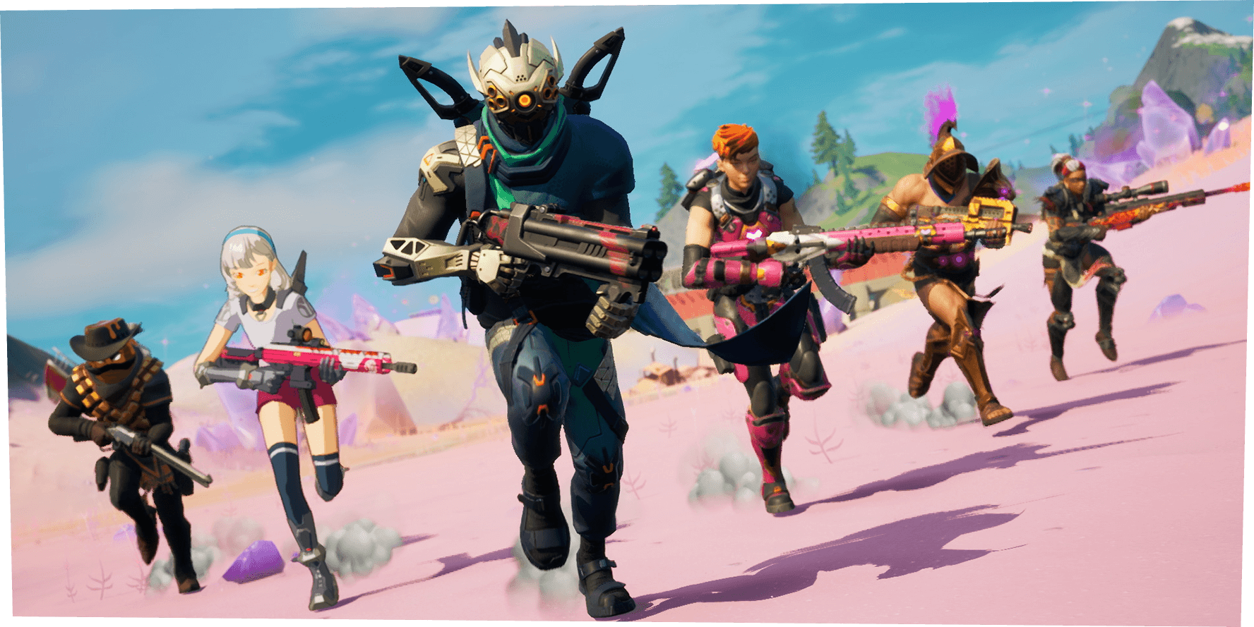 Fortnite Chapter 2 Season 5 The Zero Point Overview Fortnite To see the page that showcases all cosmetics released in chapter 2: fortnite chapter 2 season 5 the zero