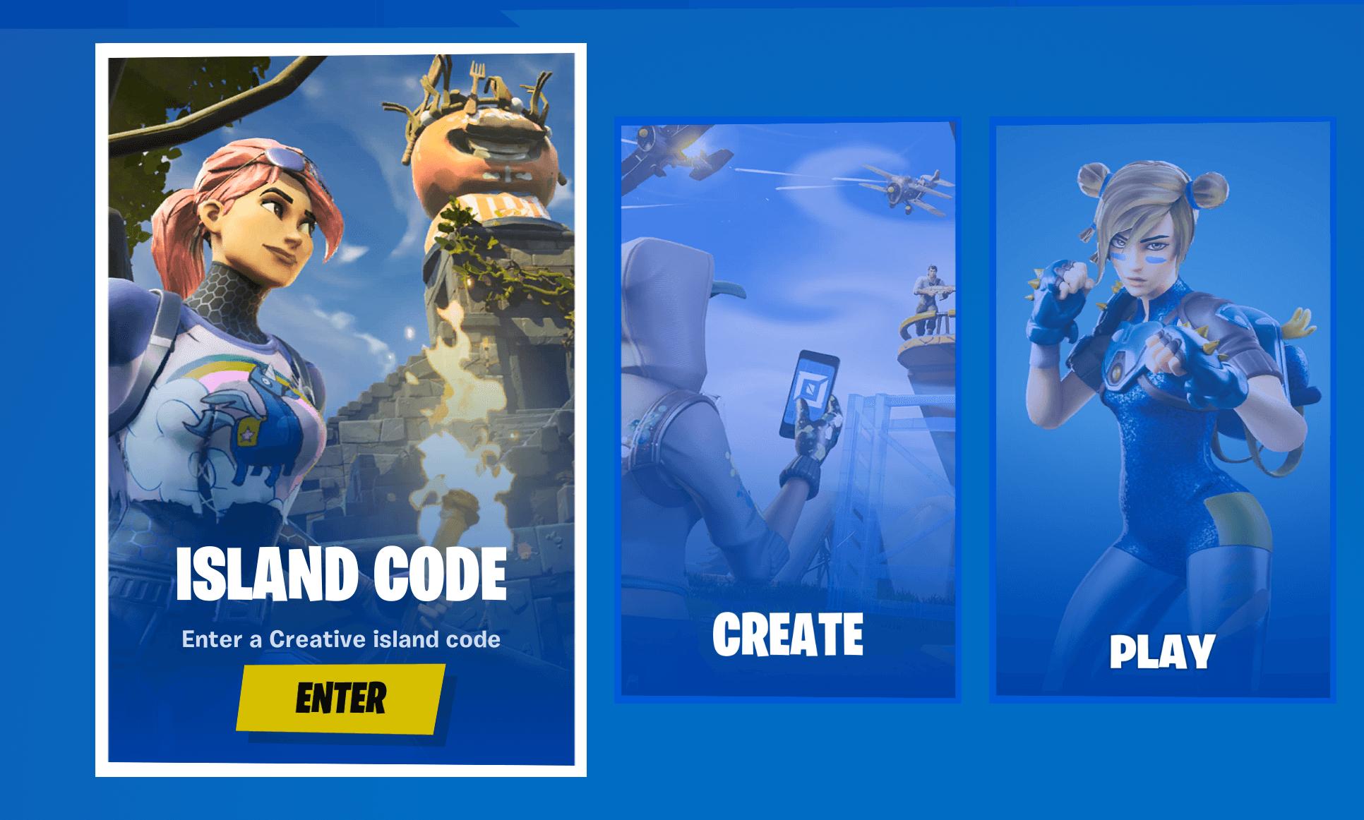 Island Code Image