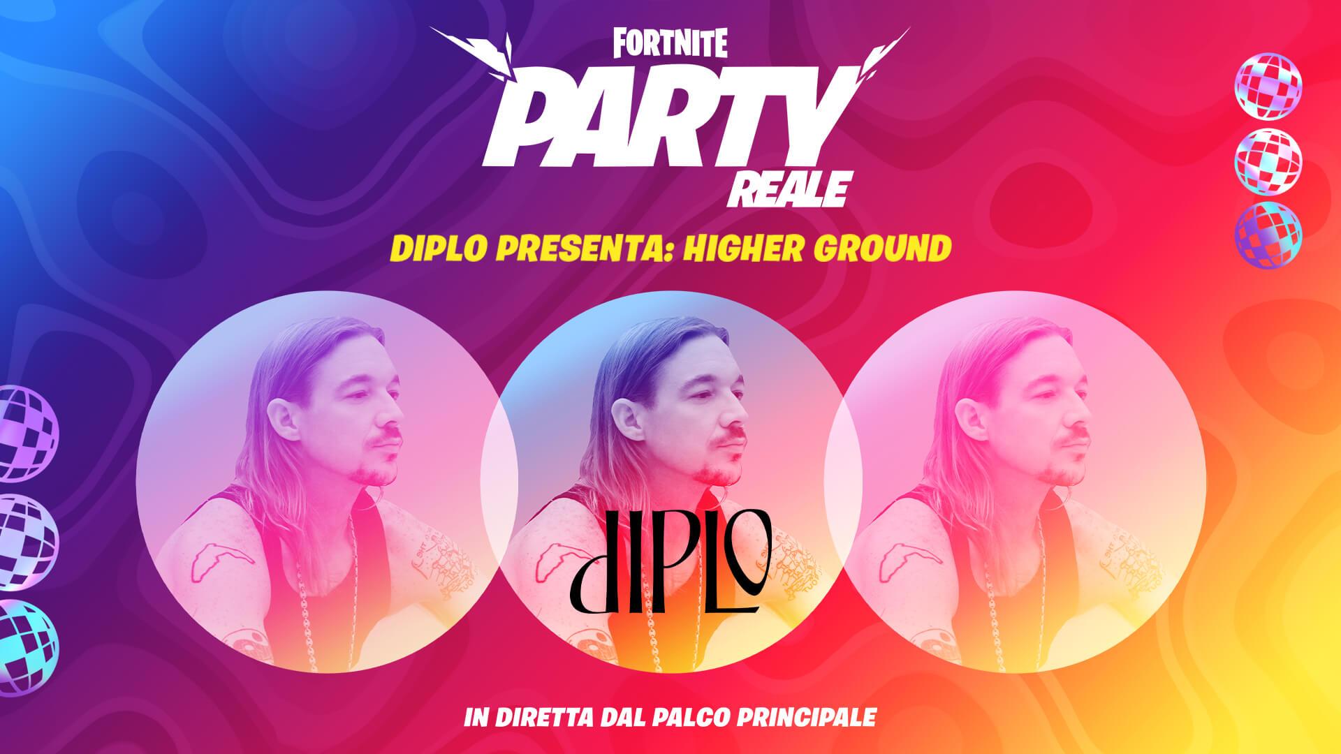 IT 13PR Diplo HigherGround Announce Social
