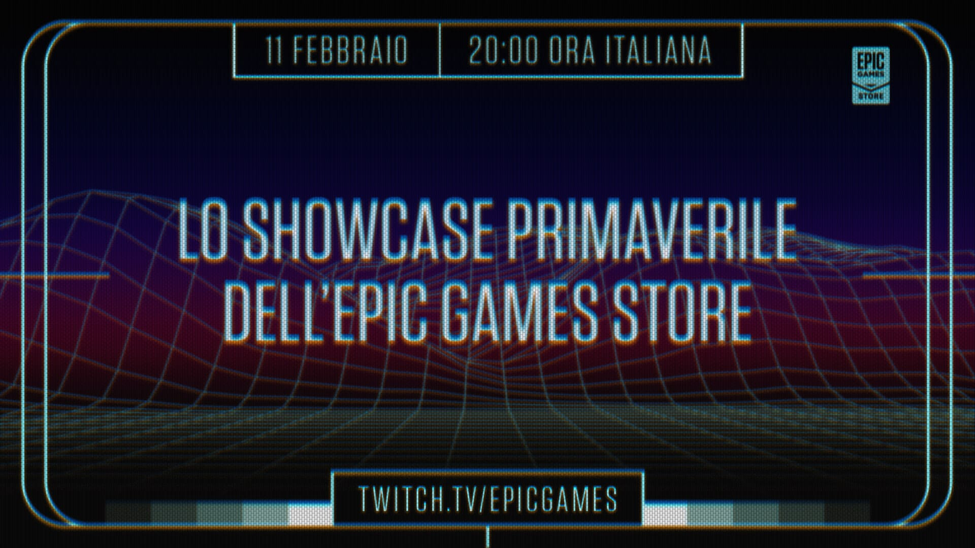 Showcase primaverile 2021