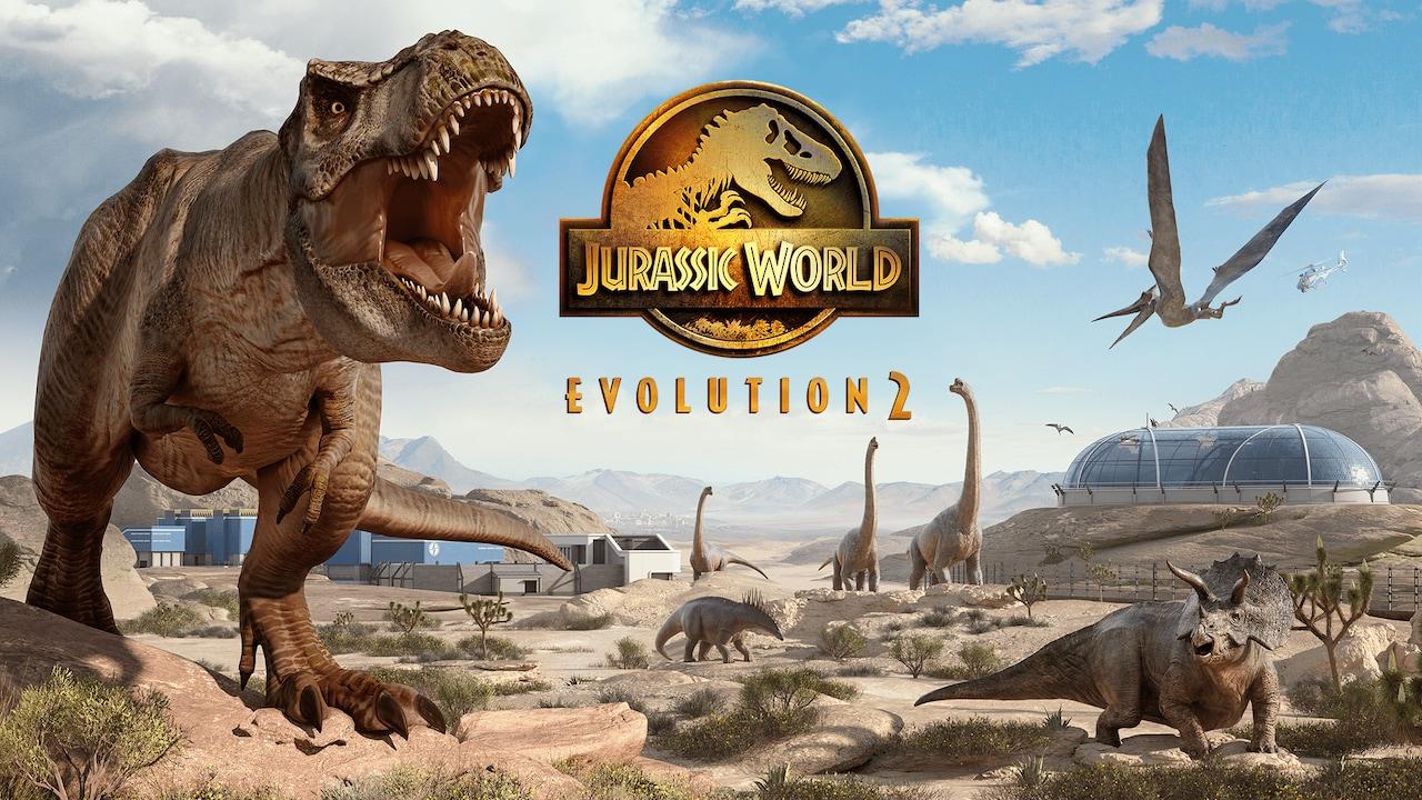 JurassicWorld Evolution2