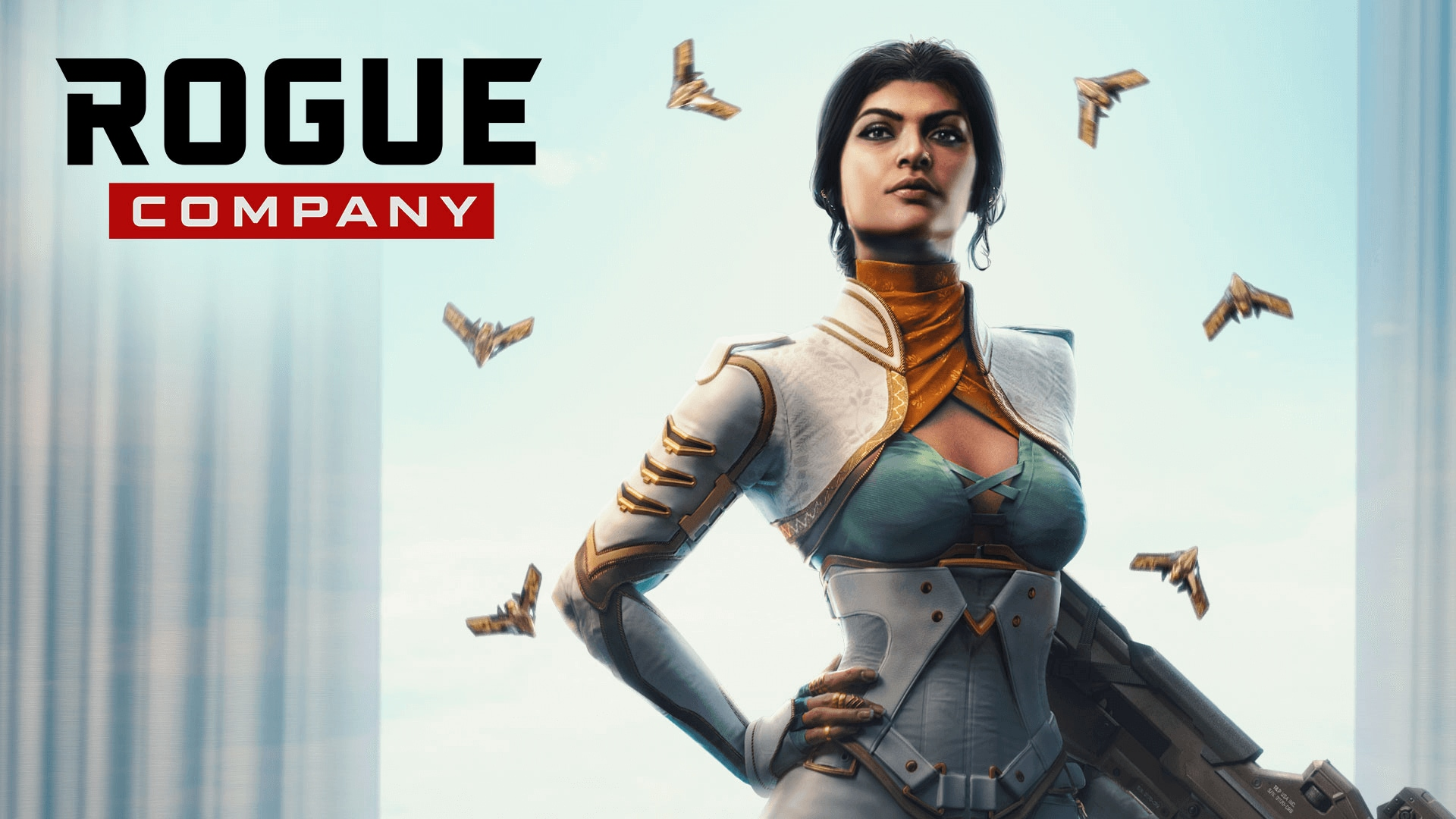 NEW CONTENT AVAILABLE for Rogue Company on the Epic Games Store