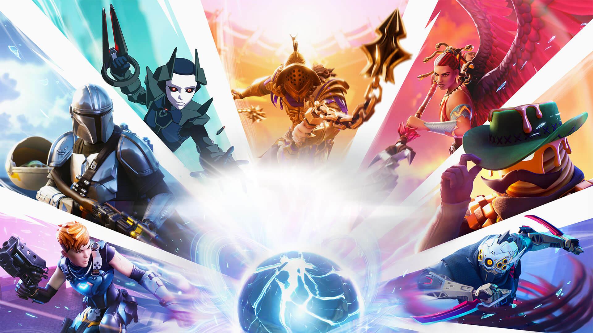 Fortnite: пятый сезон второй главы «Эпицентр»
