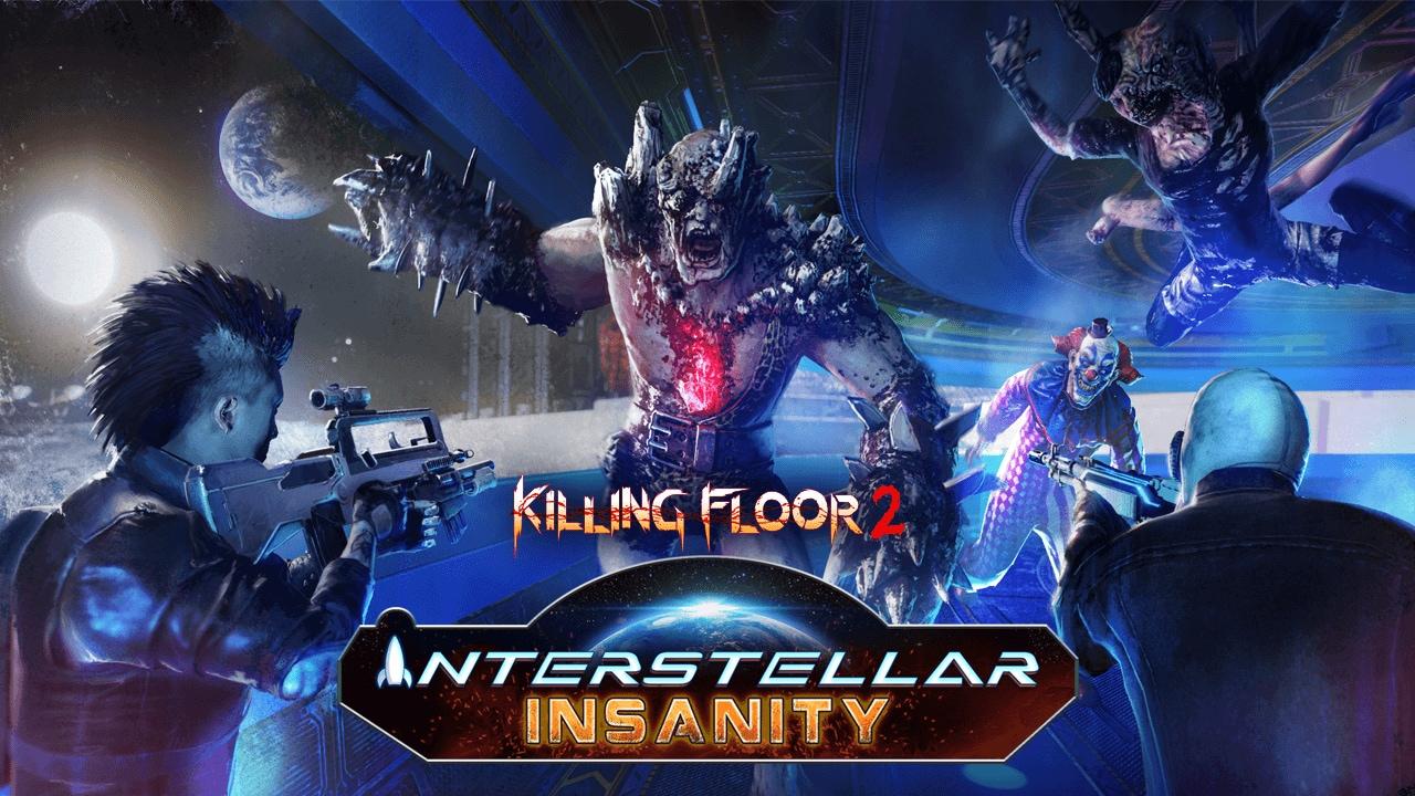 Evento: verano en Killing Floor 2