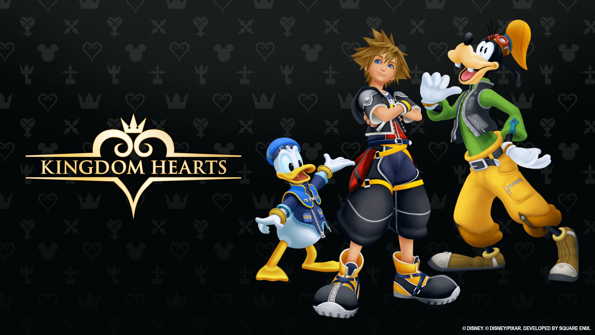 The KINGDOM HEARTS Series AVAILABLE MARCH 20 on the EPIC GAMES STORE