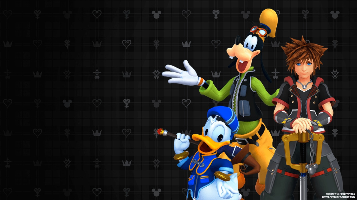 PRE-PURCHASE NOW The KINGDOM HEARTS Series on Epic Games Store